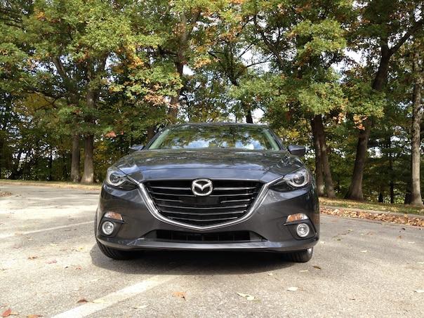 2014 Mazda 3 s Touring - Breaking it In - Automobile Magazine