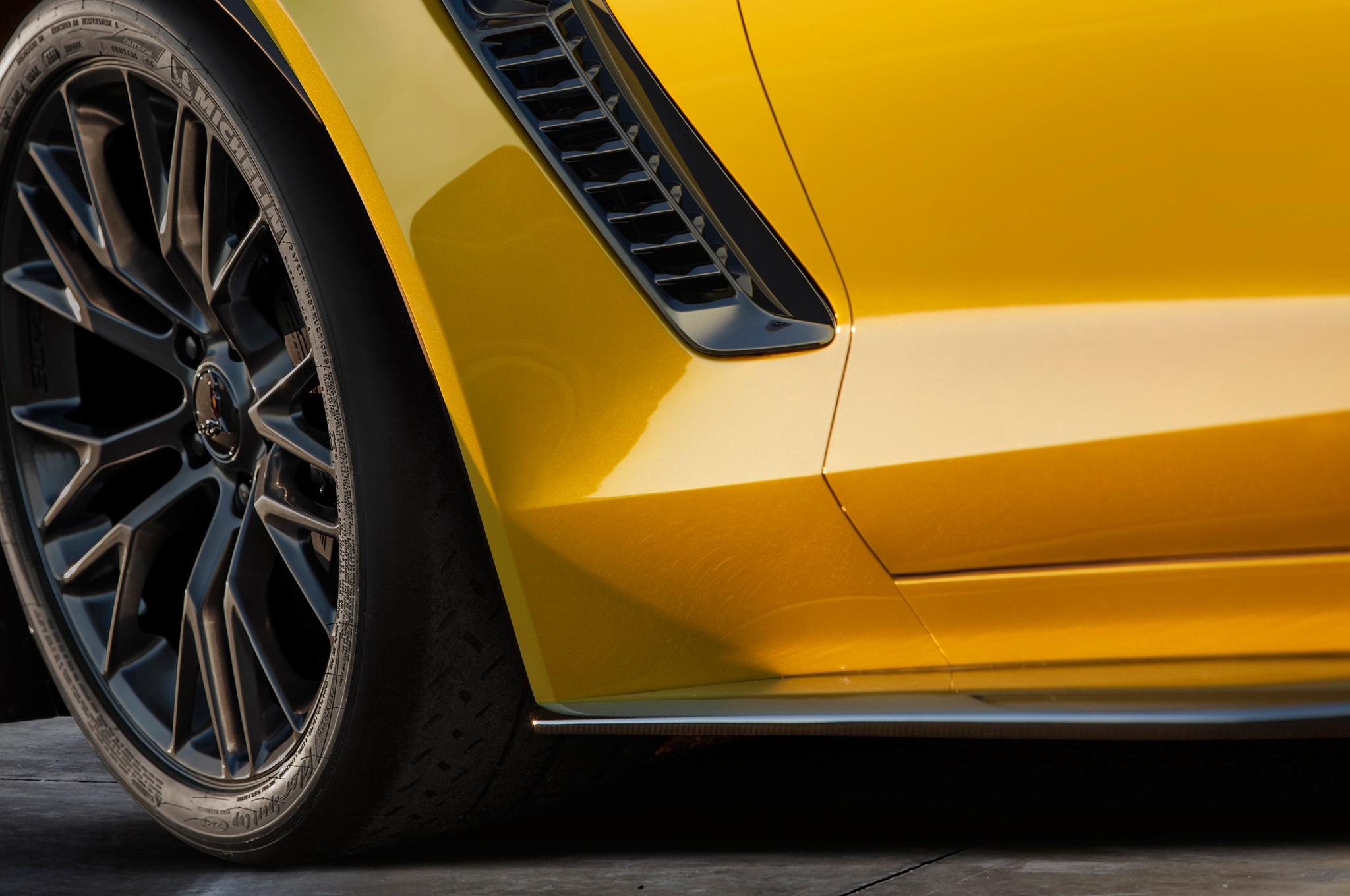 2015 Chevrolet Corvette Z06 Teaser1