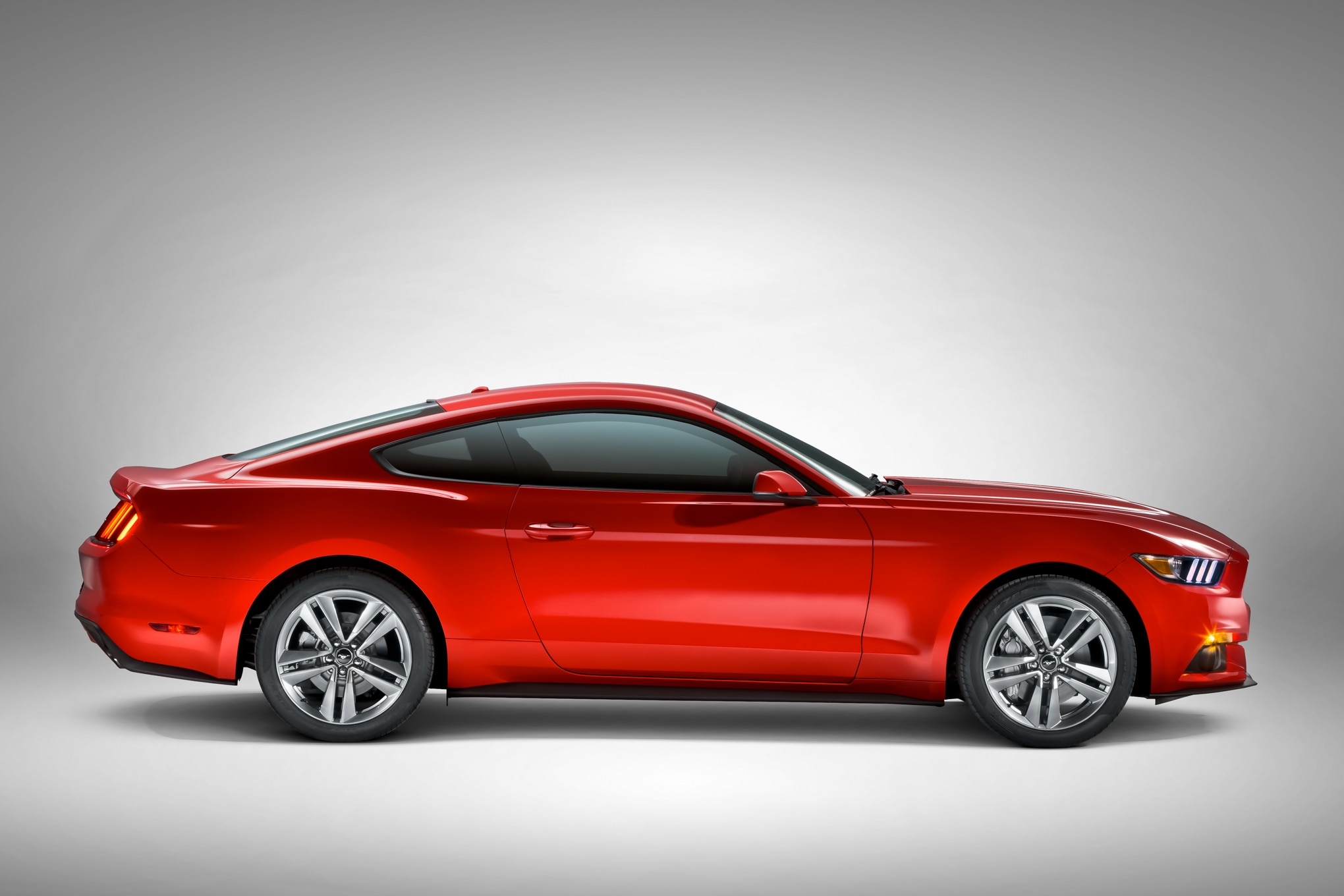 2015 Ford Mustang Revealed Automobile Magazine Sketches Same Wheelbase More Intelligent Packaging The