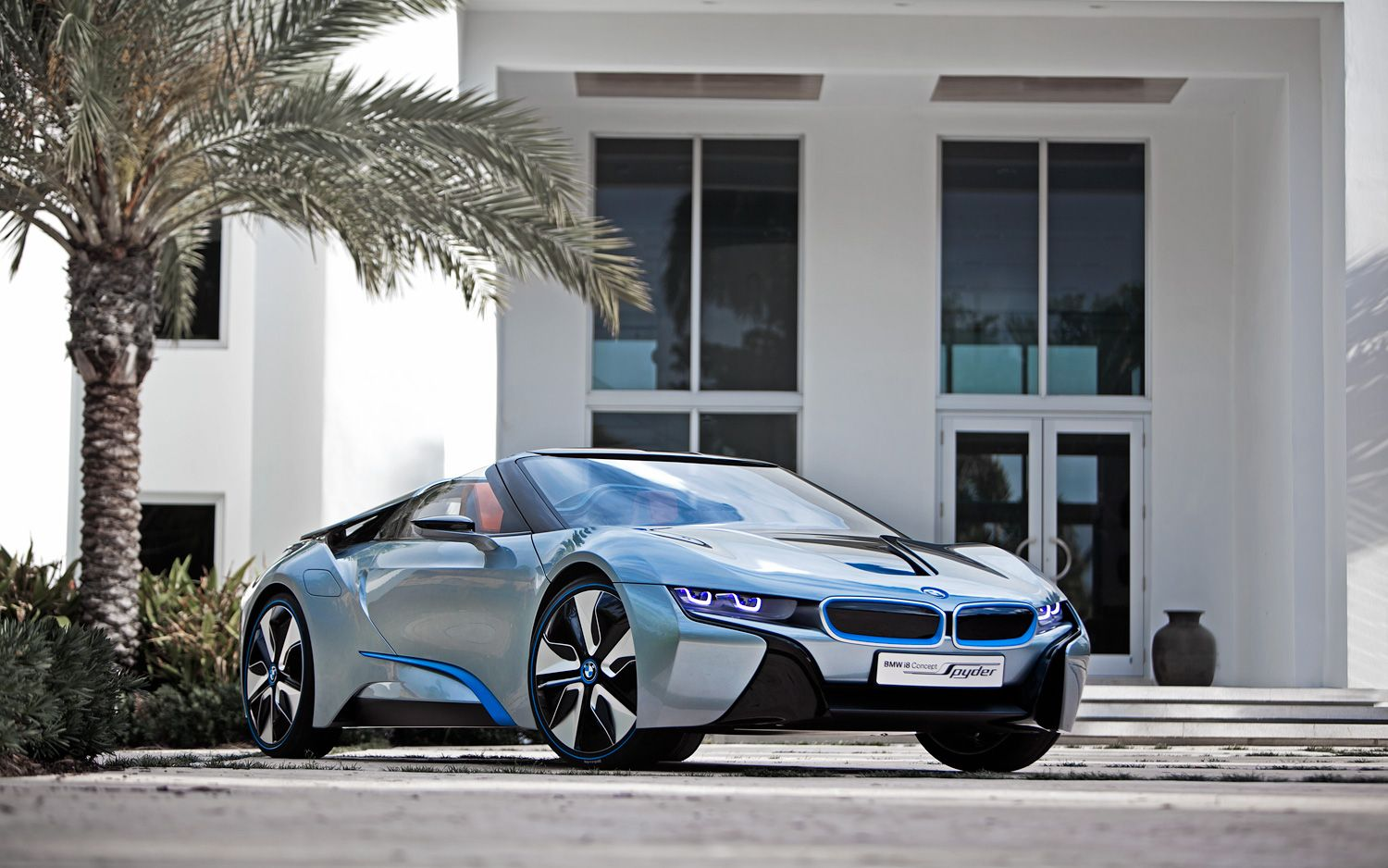 Report Bmw I8 Spyder Facing Major Development Snags Automobile