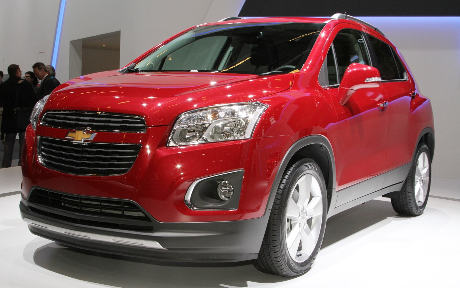 Chevrolet Trax Front Three Quarters