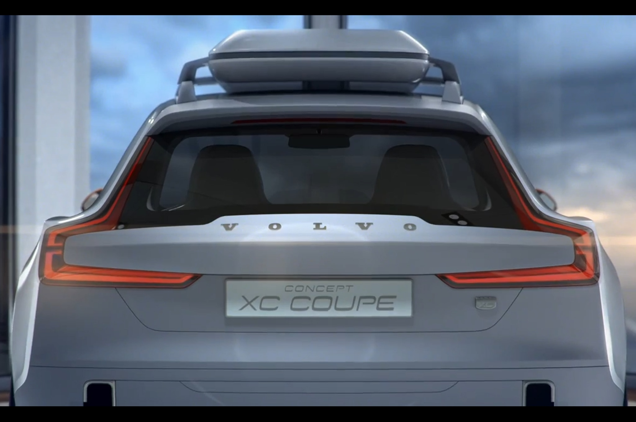 Volvo Concept Xc Coupe To Debut At 2014 Detroit Auto Show
