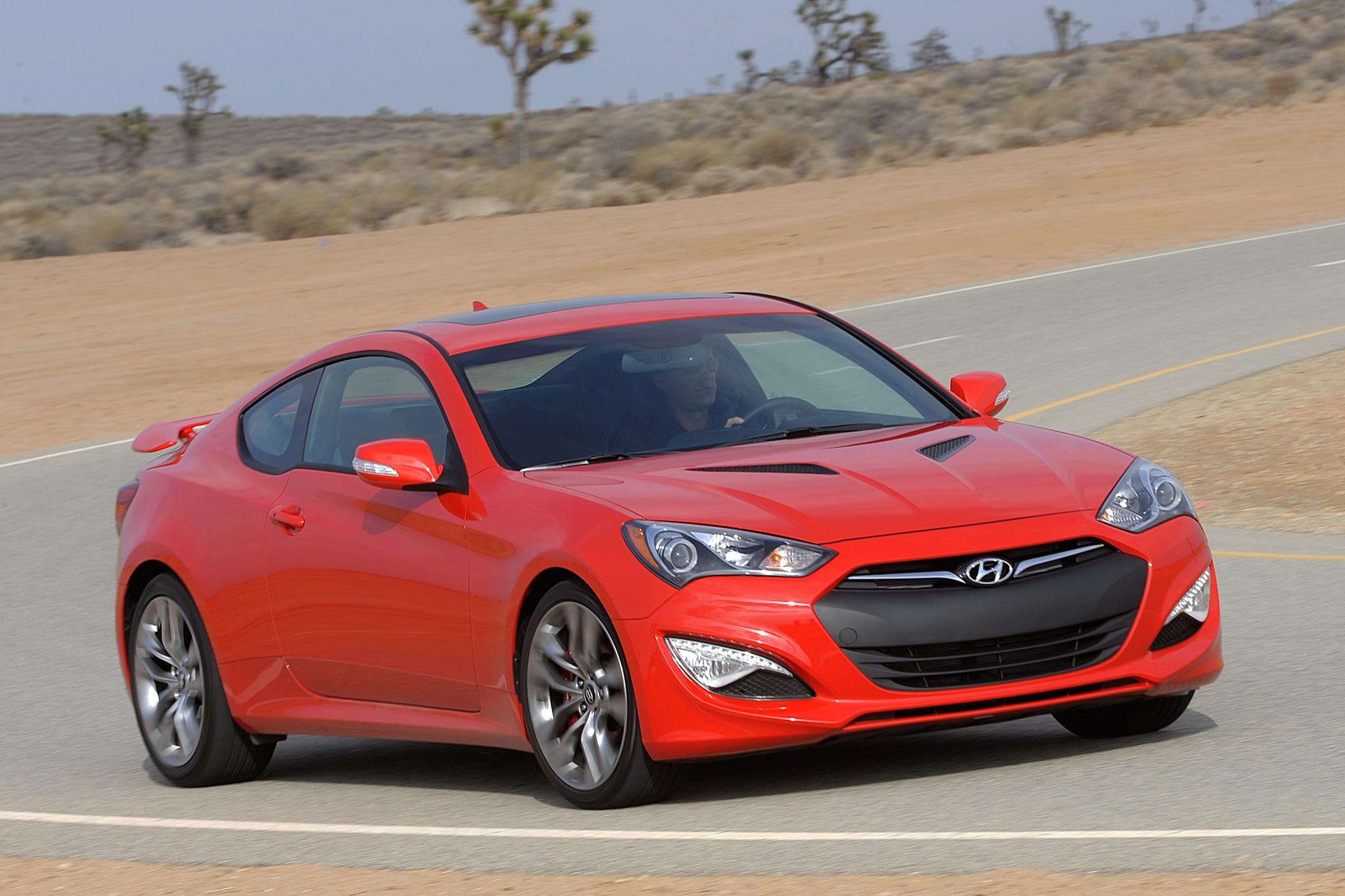2014 Hyundai Genesis Coupe Priced At 27 245 Automobile