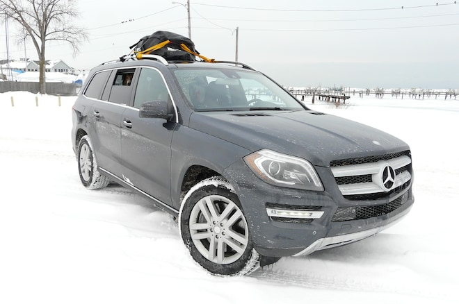 2013 Mercedes Benz Gl450 Four Seasons 6 Front Three Quarter