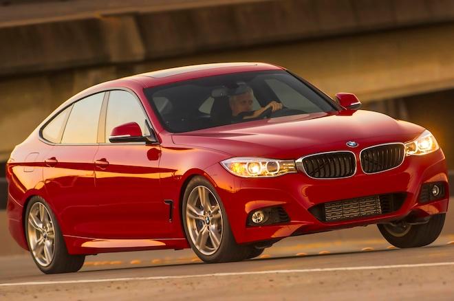 2014 BMW 3 Series Gran Turismo Review - Automobile Magazine