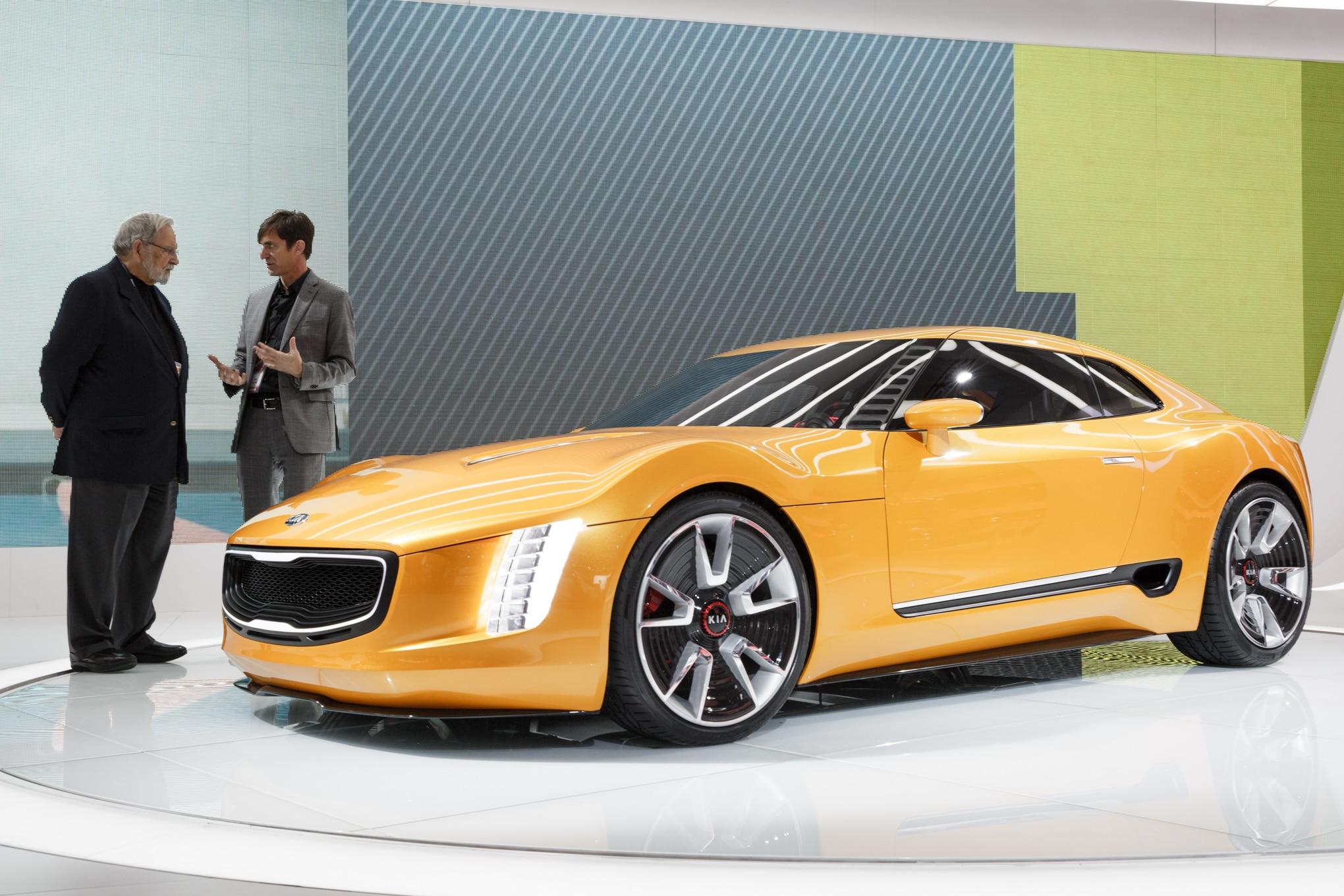 2014 Detroit Auto Show Robert Cumberford Interview With Kia Patrick M Hoey Automobile Magazine 12