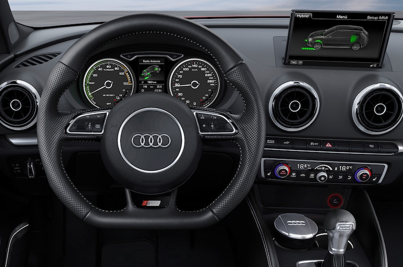 Hands on With the 2015 Audi A3 Sportback e-tron PHEV