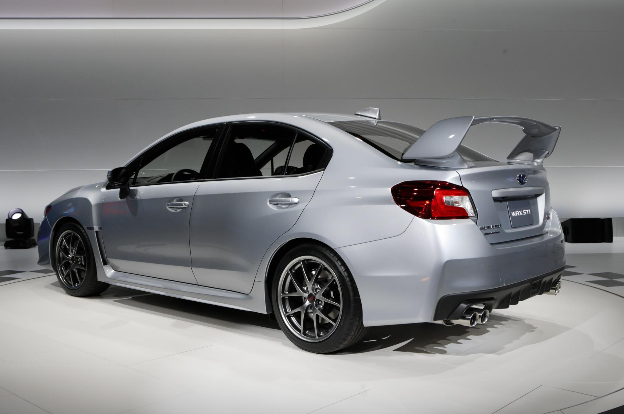 2014 Subaru Wrx Sti Hatchback >> 2017 Subaru WRX, WRX STI, 2016 Subaru Crosstrek SE Priced | Automobile Magazine