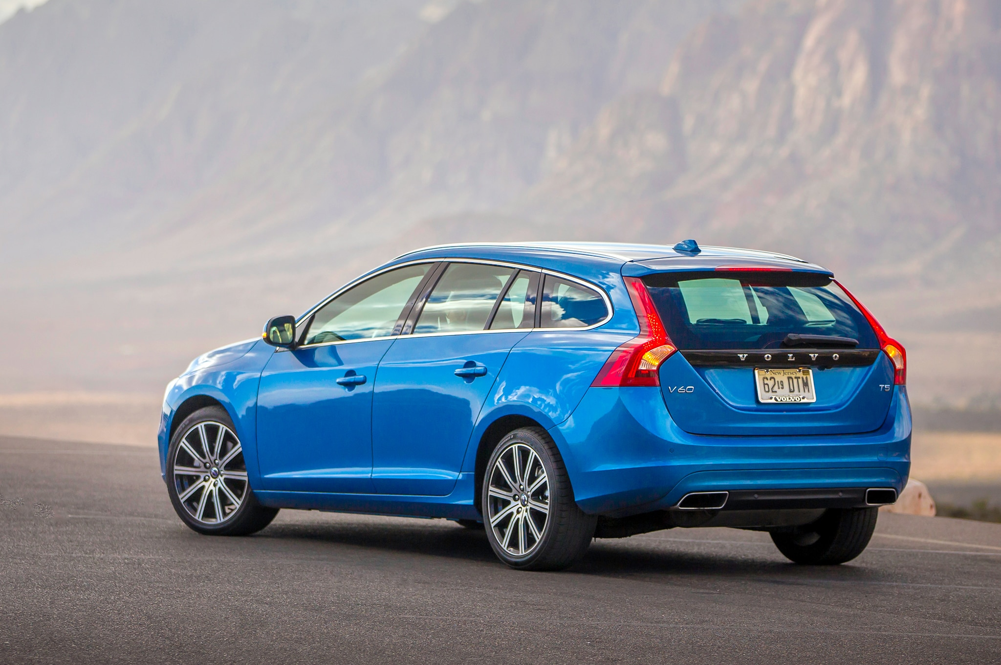 2015 Volvo V60 T5 Drive E Review Automobile Magazine