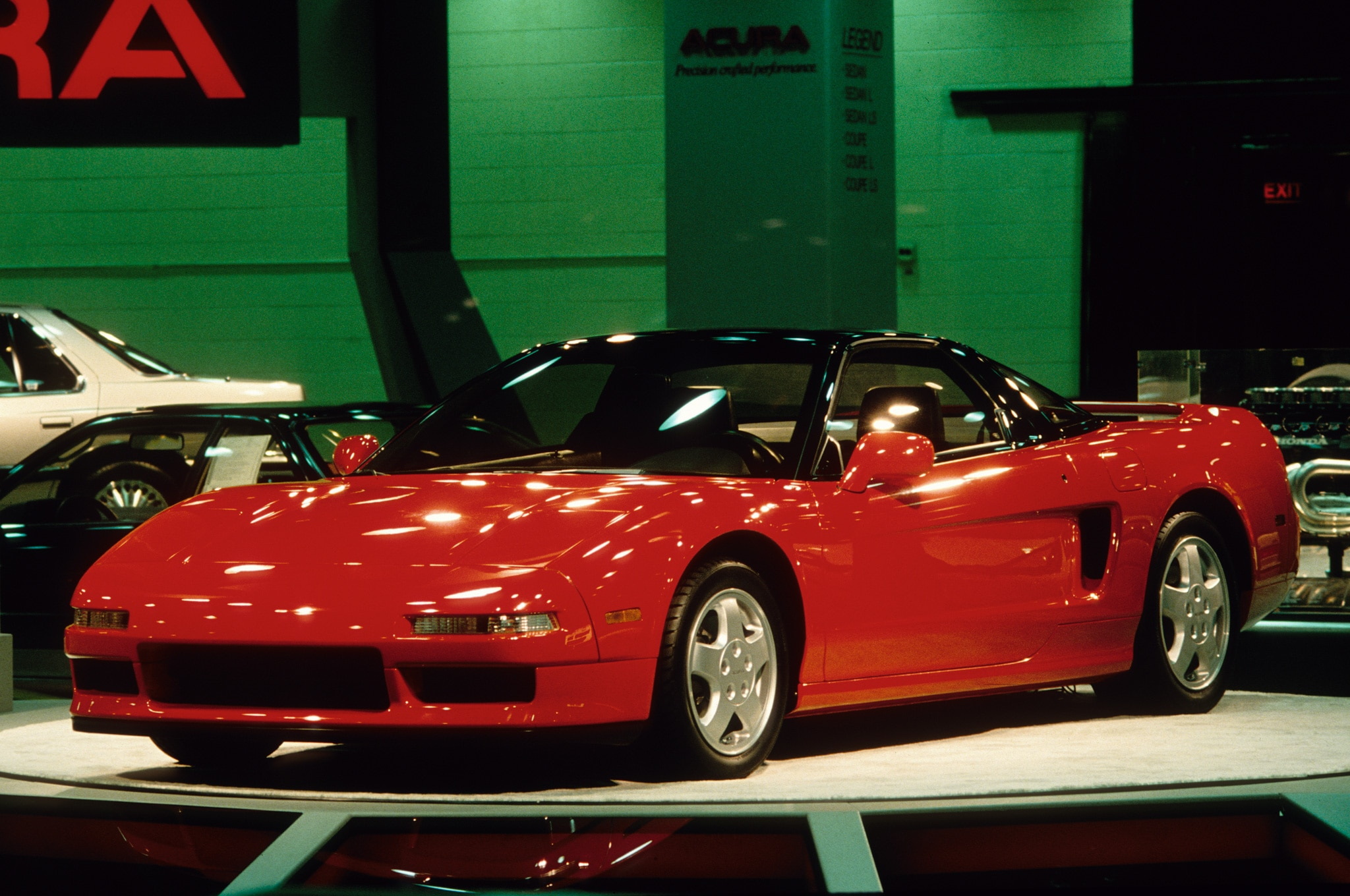 5 Japanese Cars That Shocked The Auto Industry 25 Years