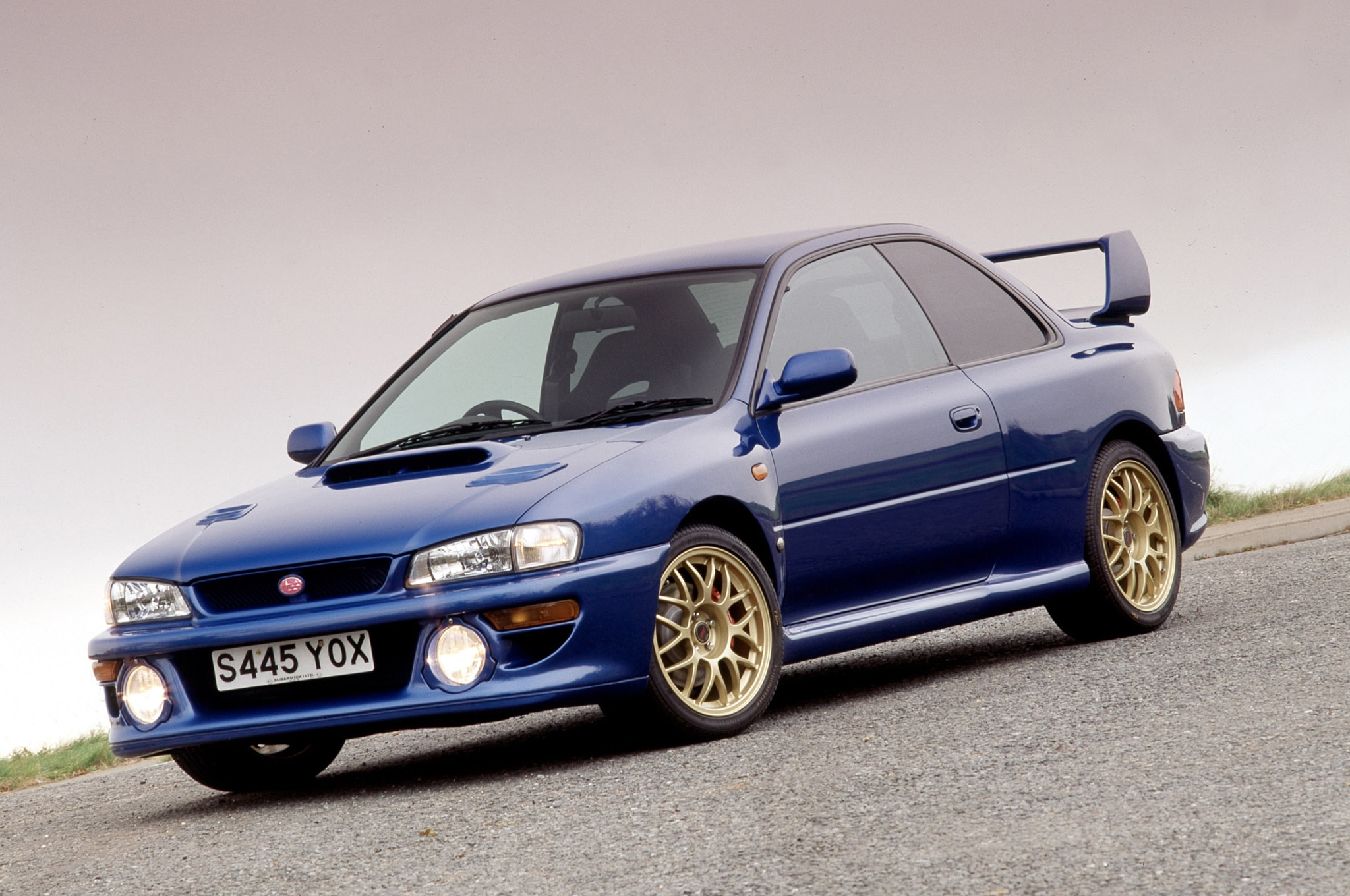 Our 5 Favorite Subaru WRX STI Models - Automobile Magazine