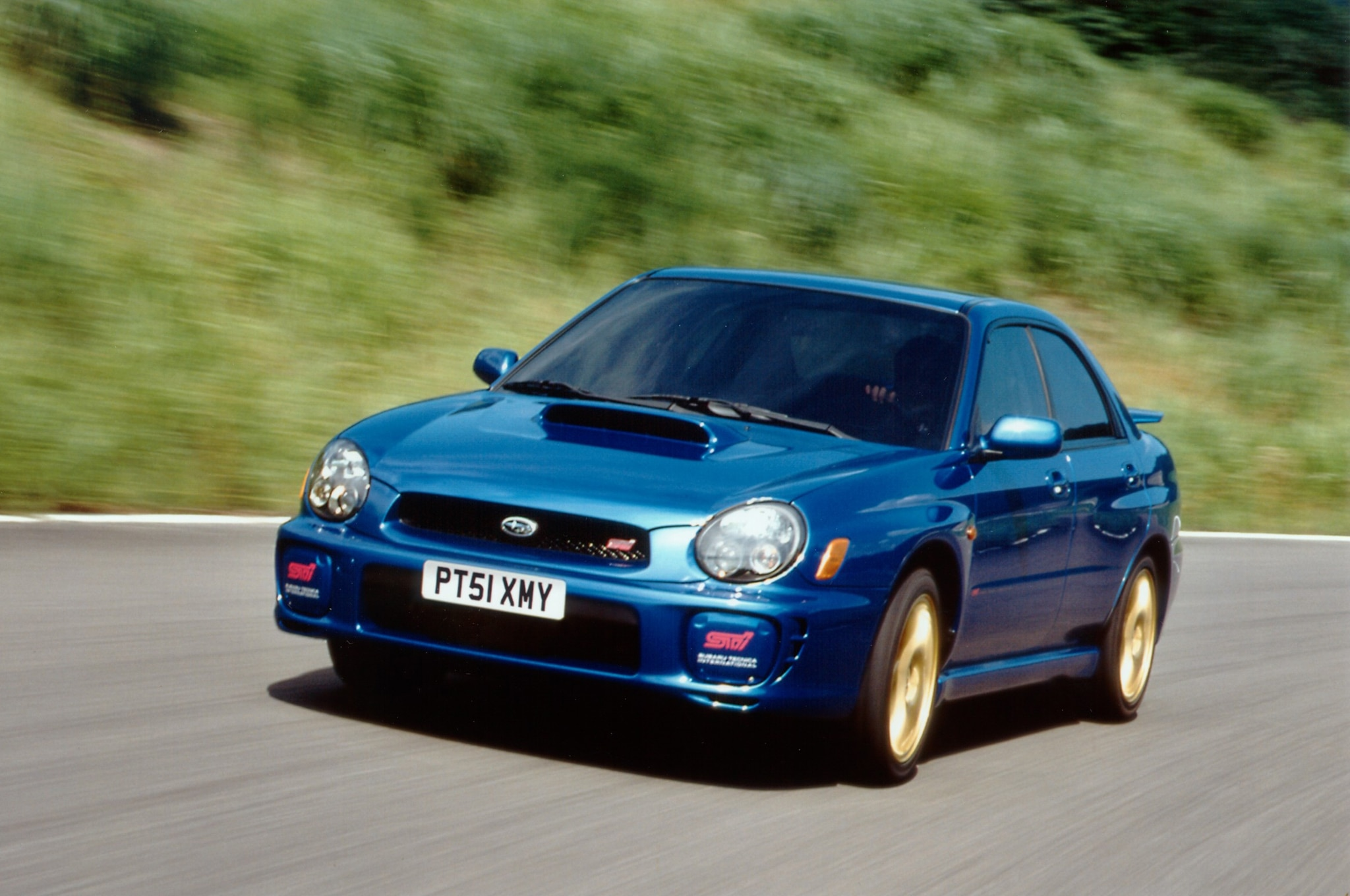 Our 5 Favorite Subaru Wrx Sti Models Automobile Magazine
