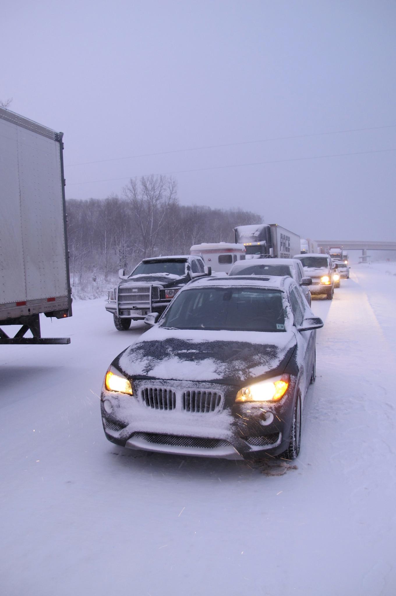 2014 BMW X1 xDrive28i - Snowbound and Down - Automobile Magazine