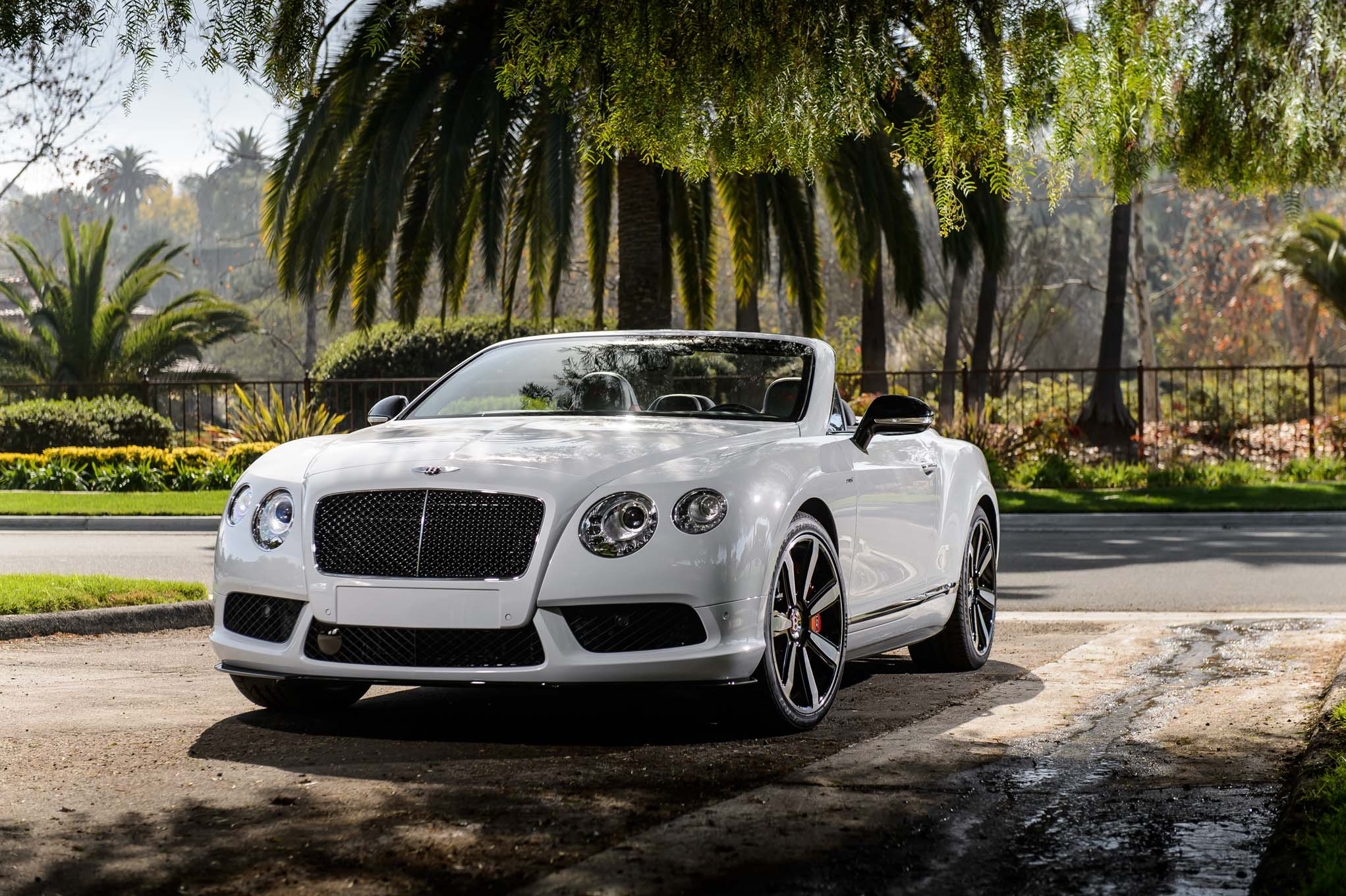2014 Bentley Continental Gt V8 S Review Automobile Magazine