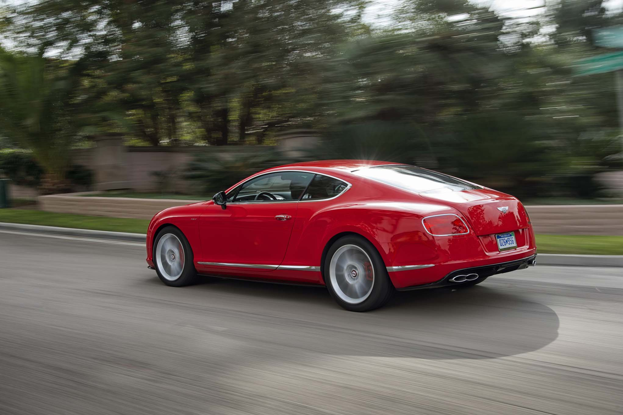 2014 Bentley Continental GT V8 S Review - Automobile Magazine