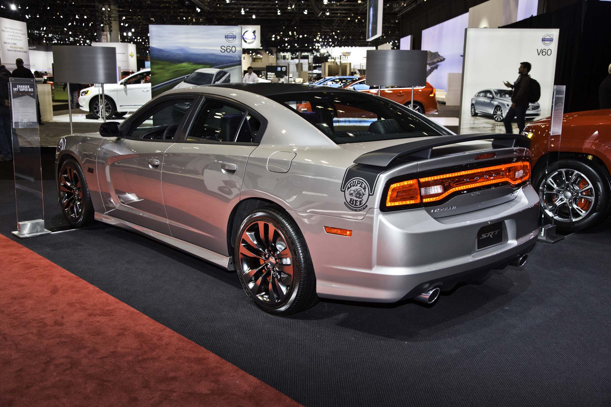 SRT Adds Satin Vapor Editions for 300, Challenger, and Charger SRT ...