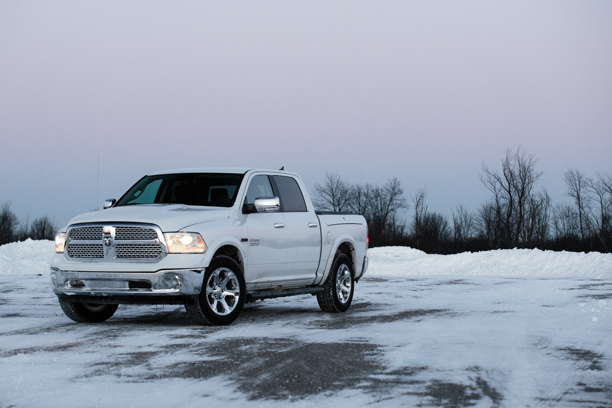 2014 Ram 1500 Ecodiesel Around The Block Automobile Magazine