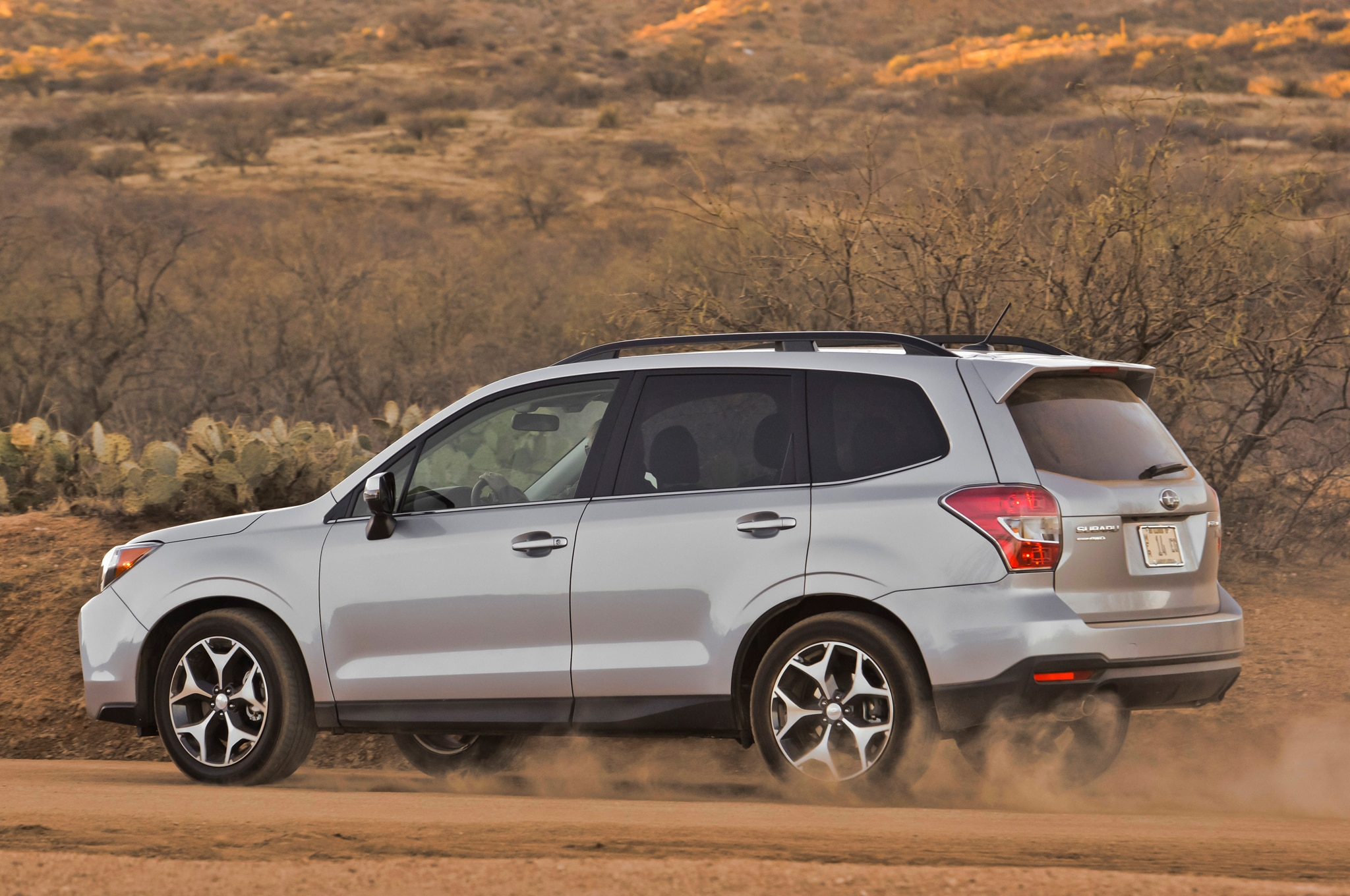2015 Subaru Forester Updated, Starts at $23,045 ...