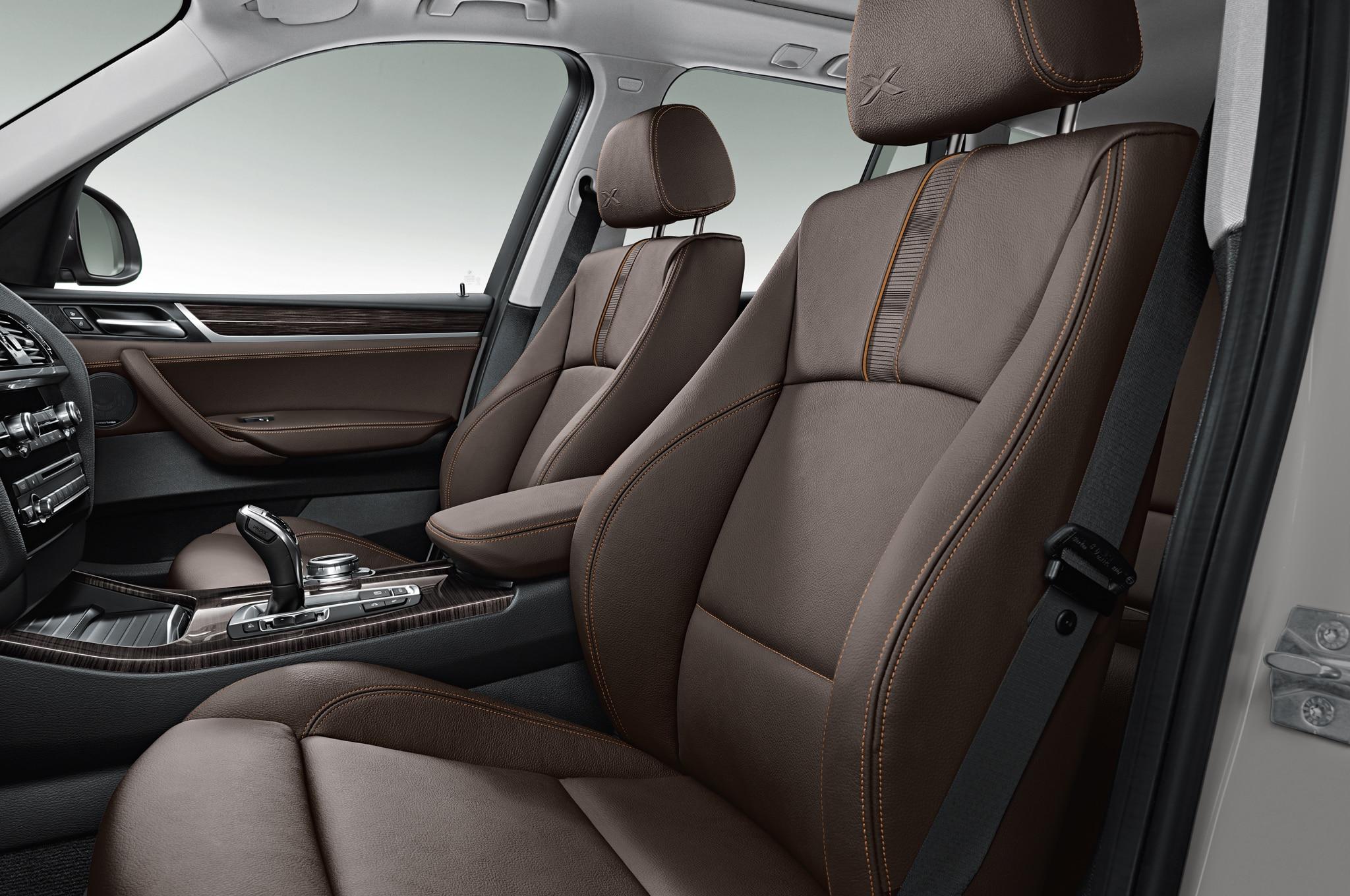 Refreshed 2015 BMW X3 Revealed