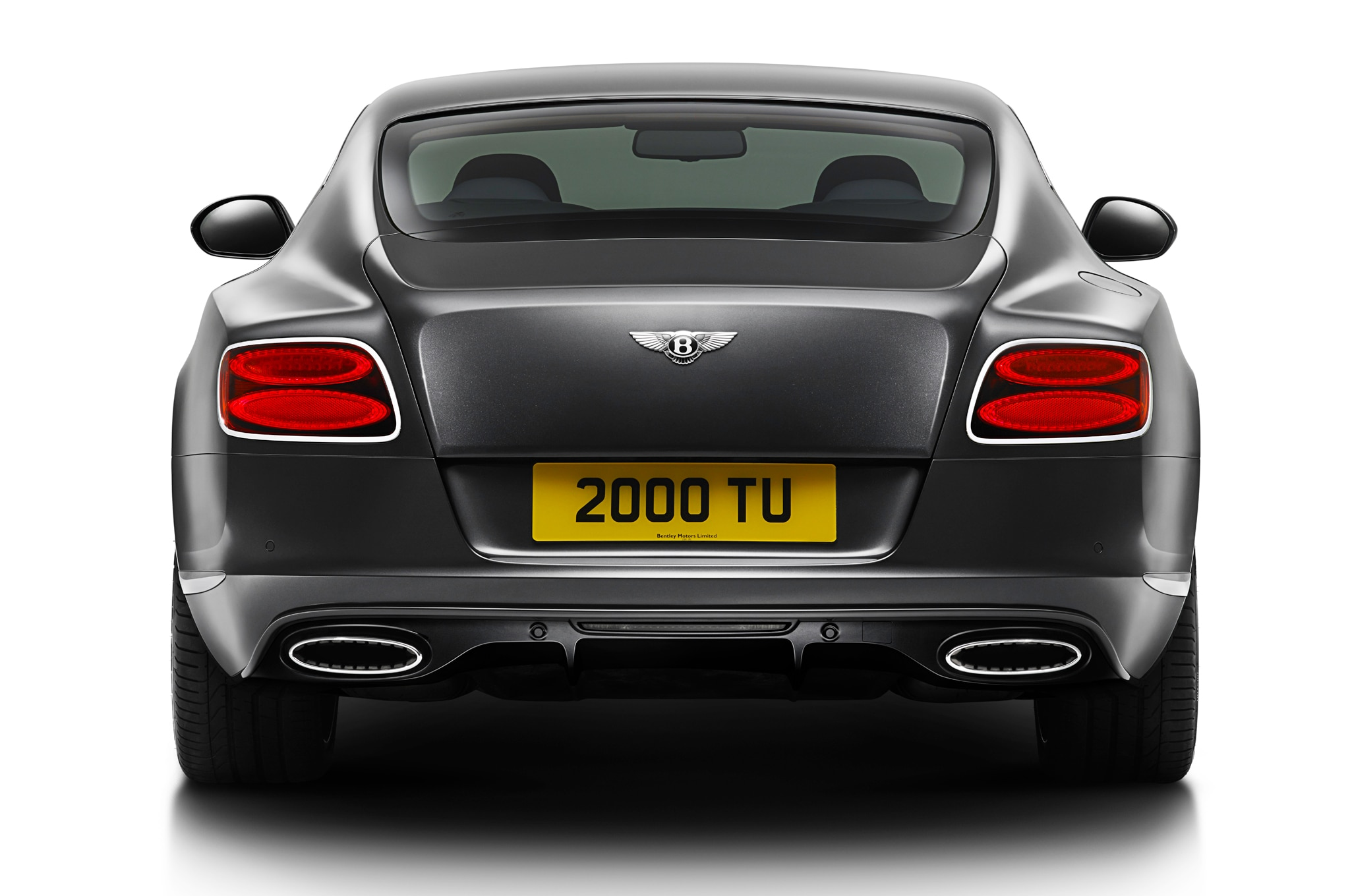 2015 Bentley Continental Gt Speed Hits 206 Mph