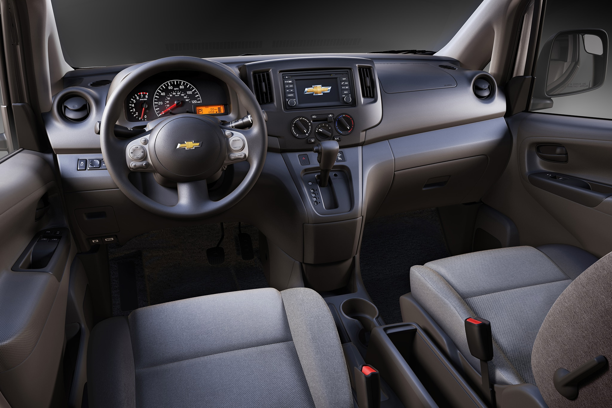 2015 Chevrolet City Express to Debut at 2014 Chicago Auto