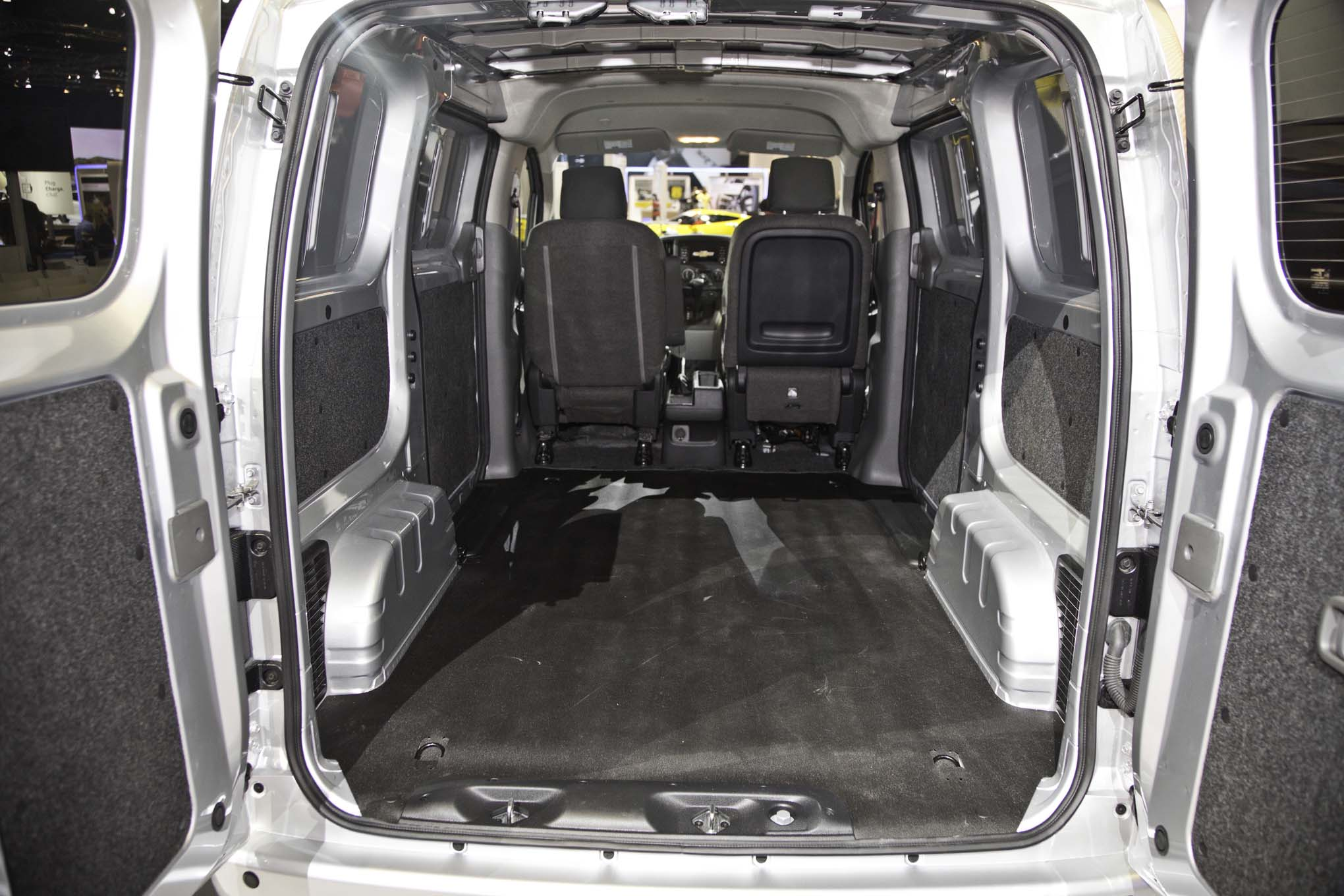 2015 Chevrolet City Express To Debut At 2014 Chicago Auto Show