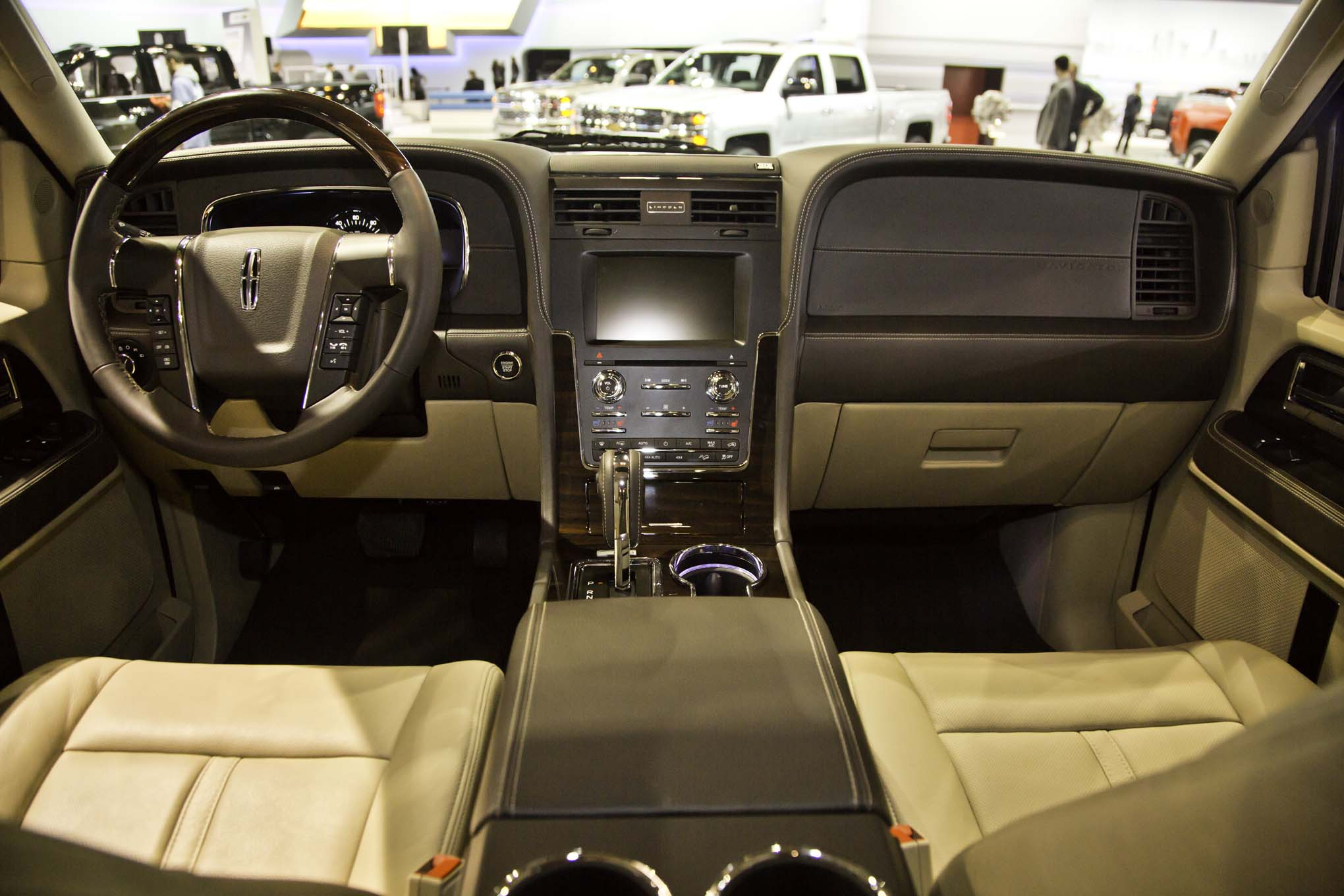 Show More. For 2015, Though, The Lincoln Navigator ... Nice Ideas