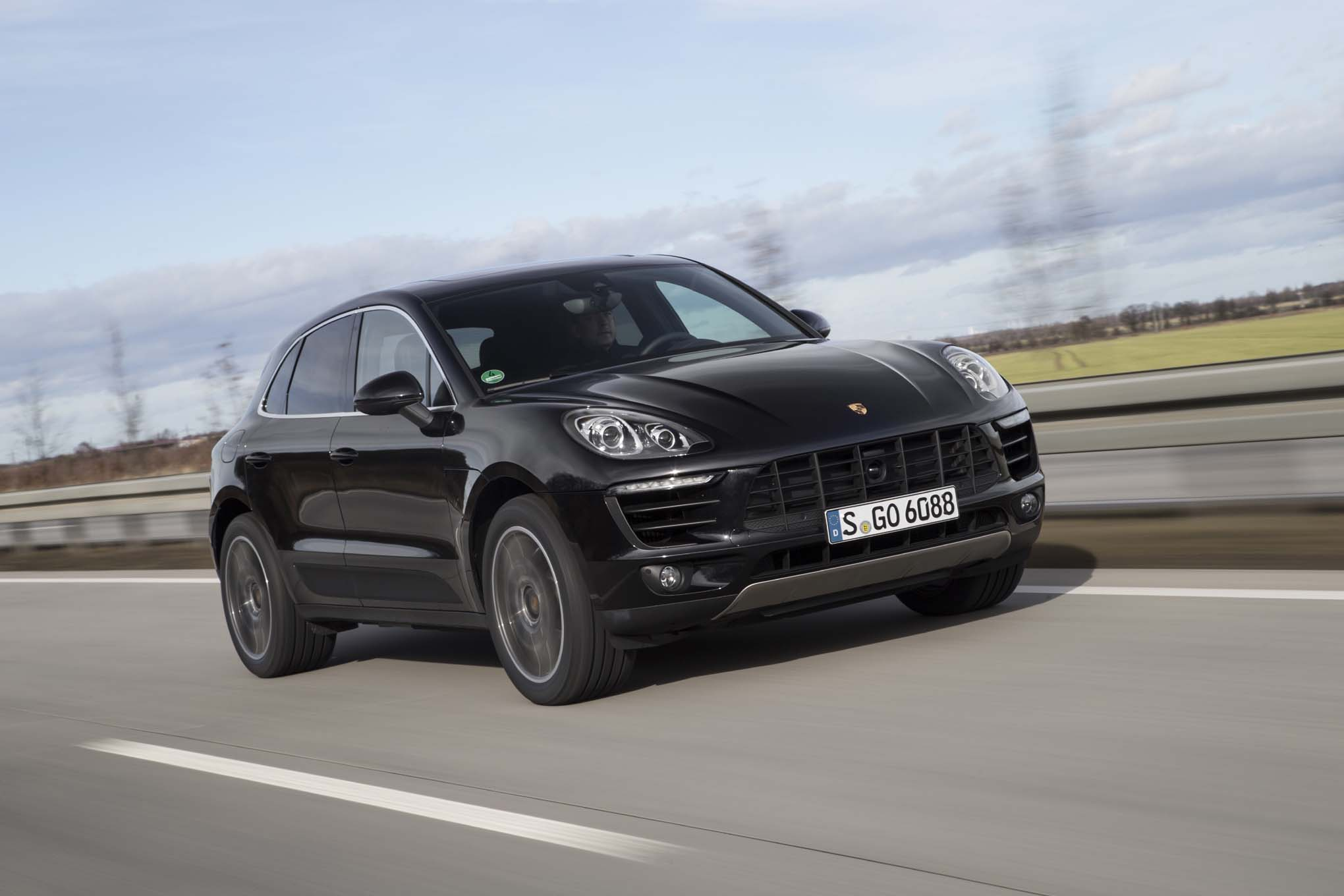 2015 Porsche Macan Review Automobile Magazine