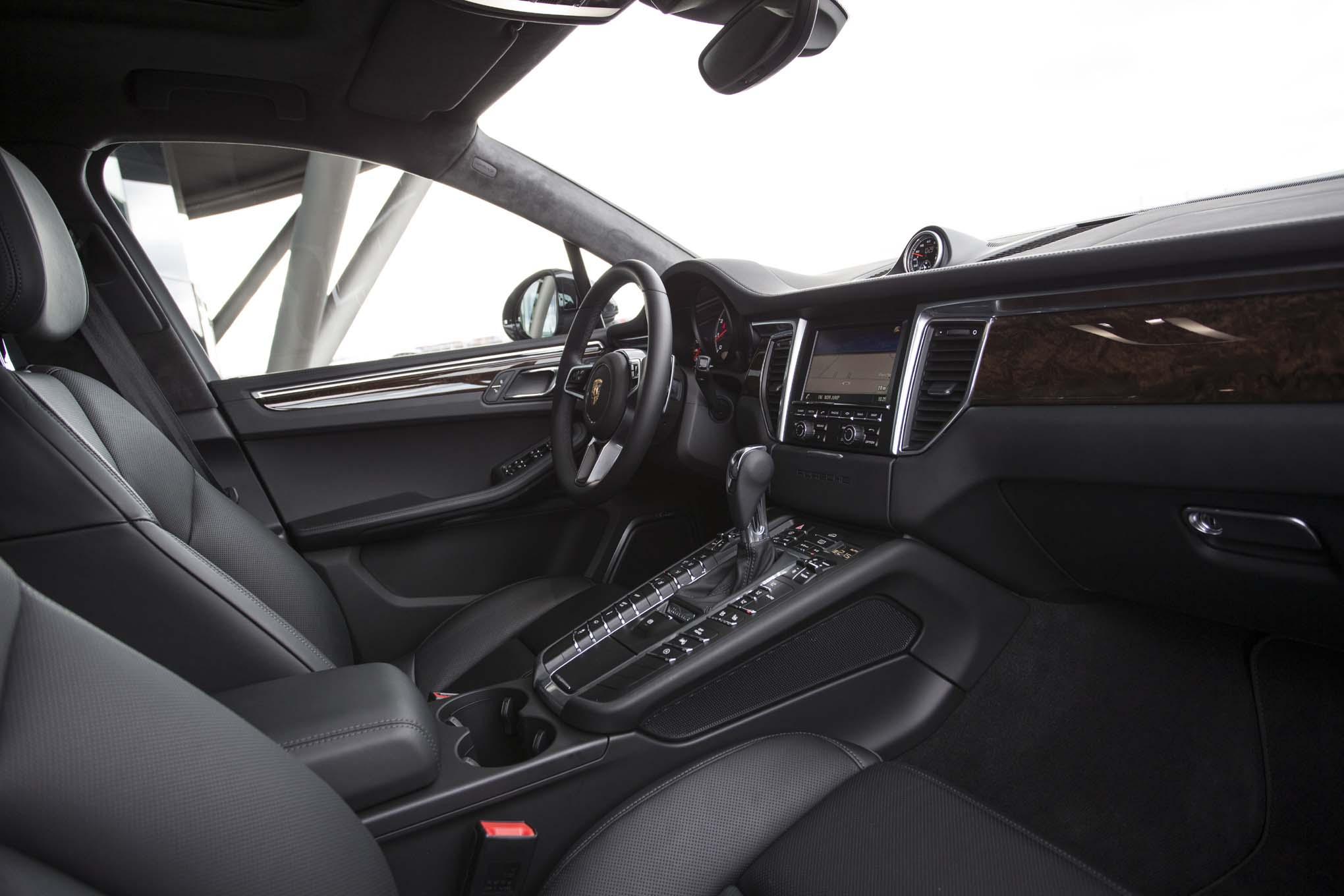 2015 Porsche Macan Review Automobile Magazine
