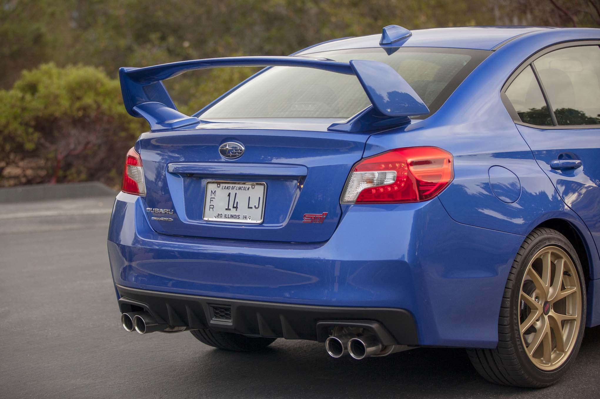 2015 Wrx Sti Launch Edition >> 2015 Subaru WRX STI First Drive - Automobile Magazine