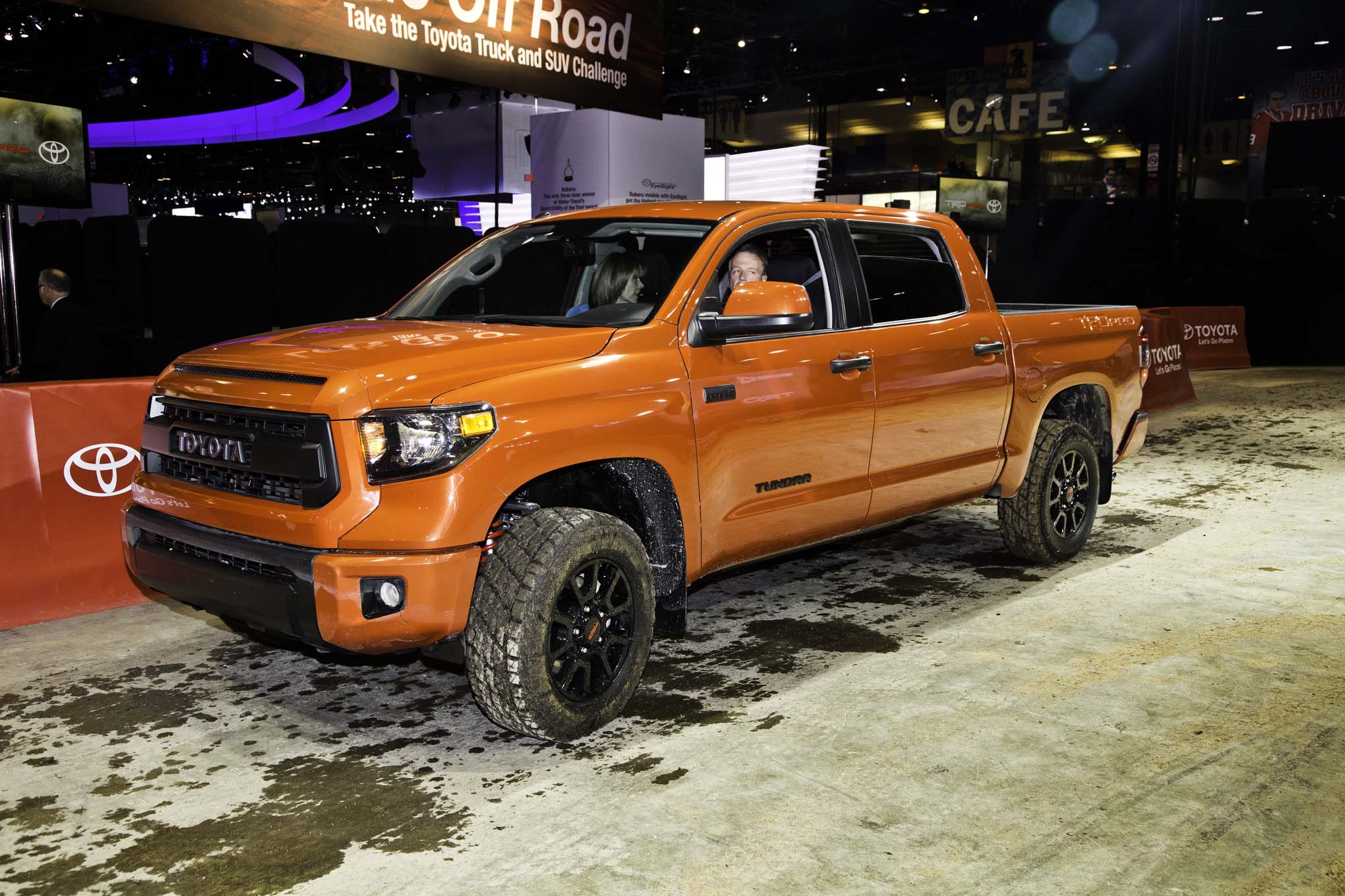Toyota TRD Pro Series Introduced for Tundra, Tacoma, 4Runner