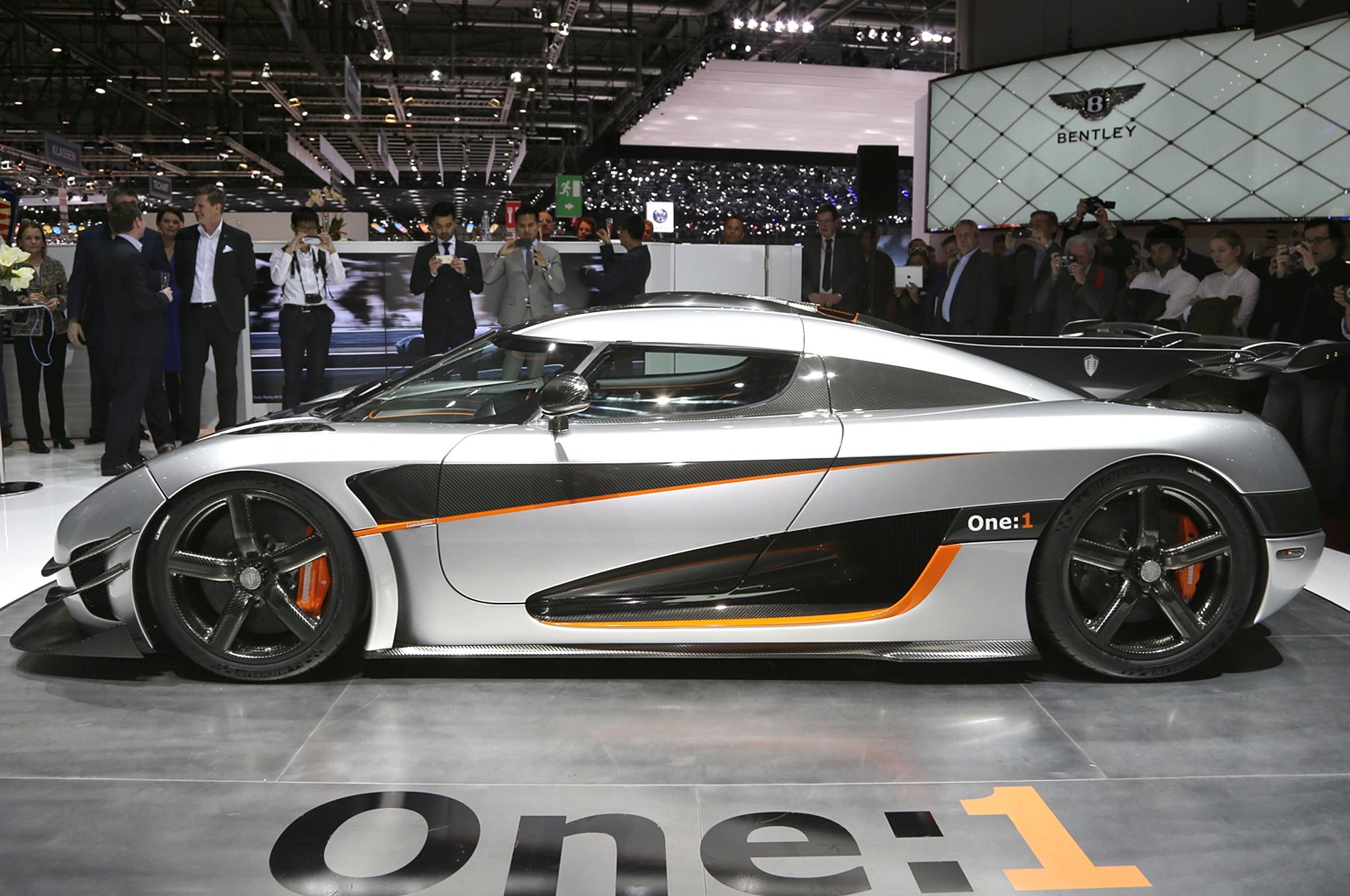 Koenigsegg Agera One:1 Bound for Geneva Show – Automobile Magazine