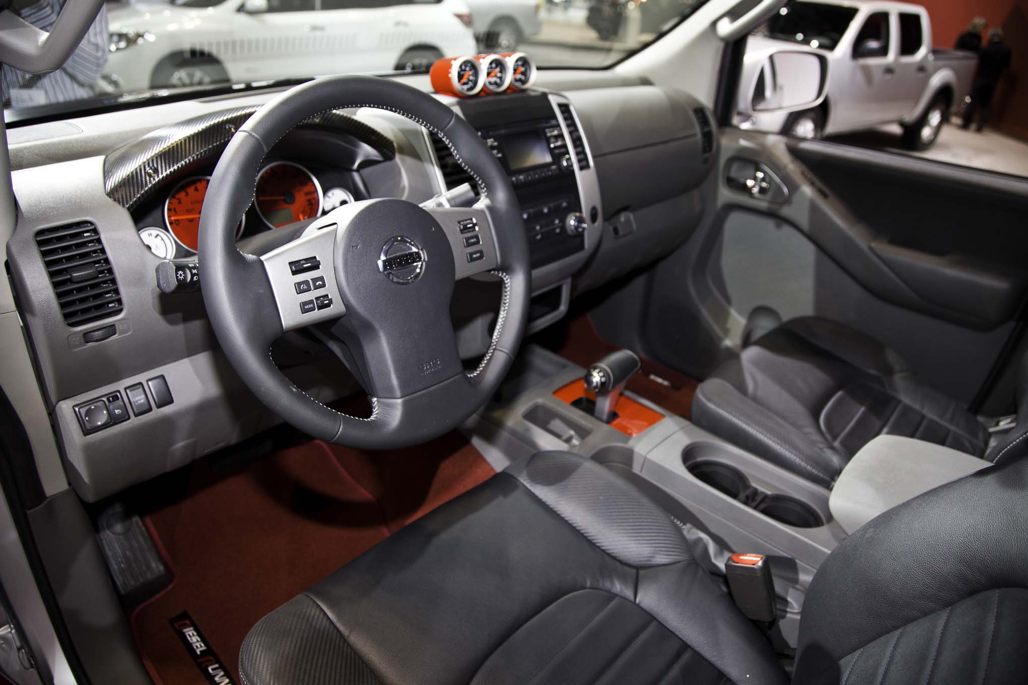 Nissan Frontier Diesel Runner Concept Shown at 2014 Chicago Auto