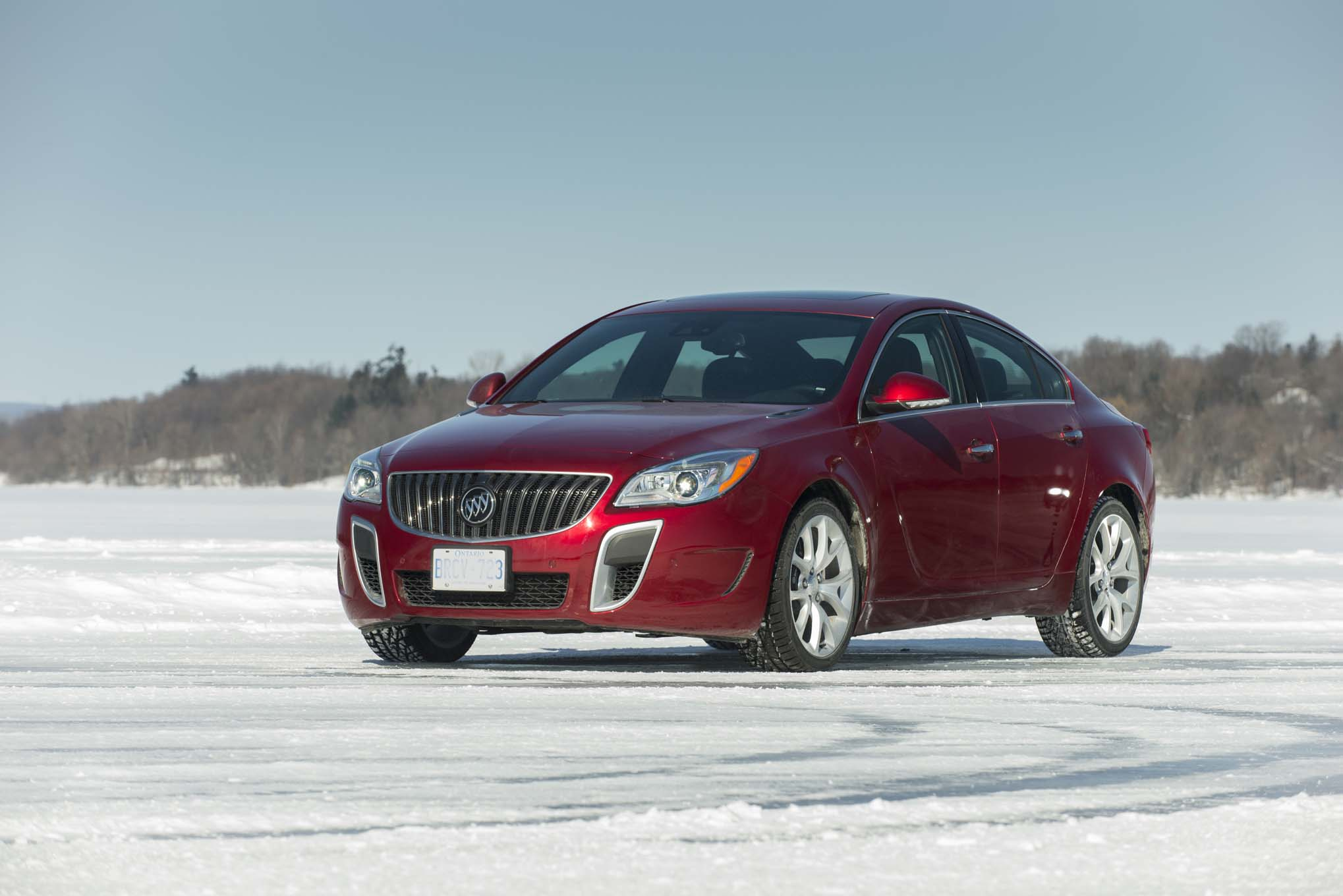 2014 Buick Regal GS AWD Review - Automobile Magazine