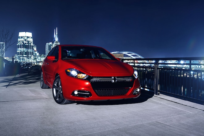 2014 Dodge Dart GT Front View