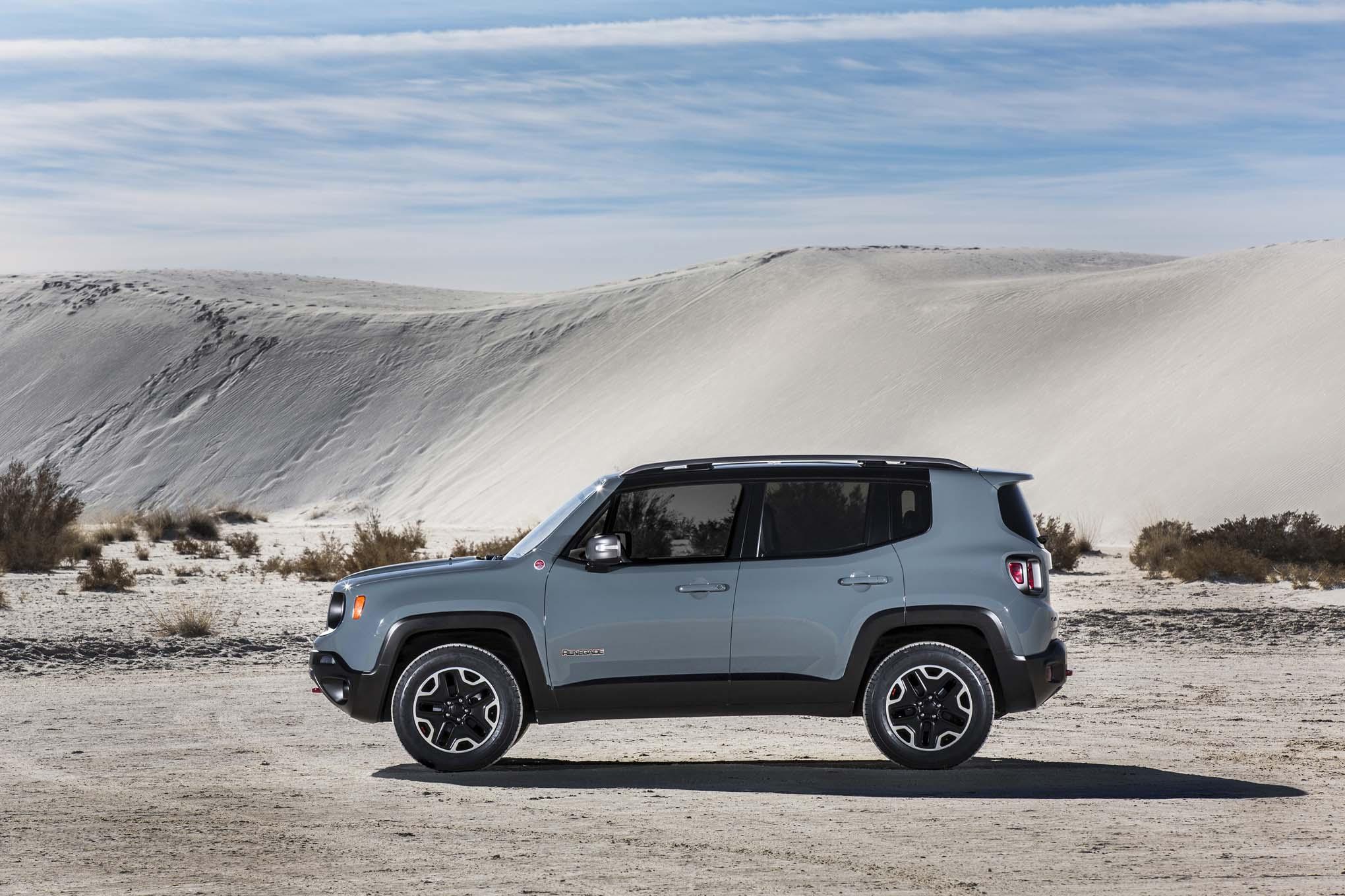 jeep renegade 2014 mpg