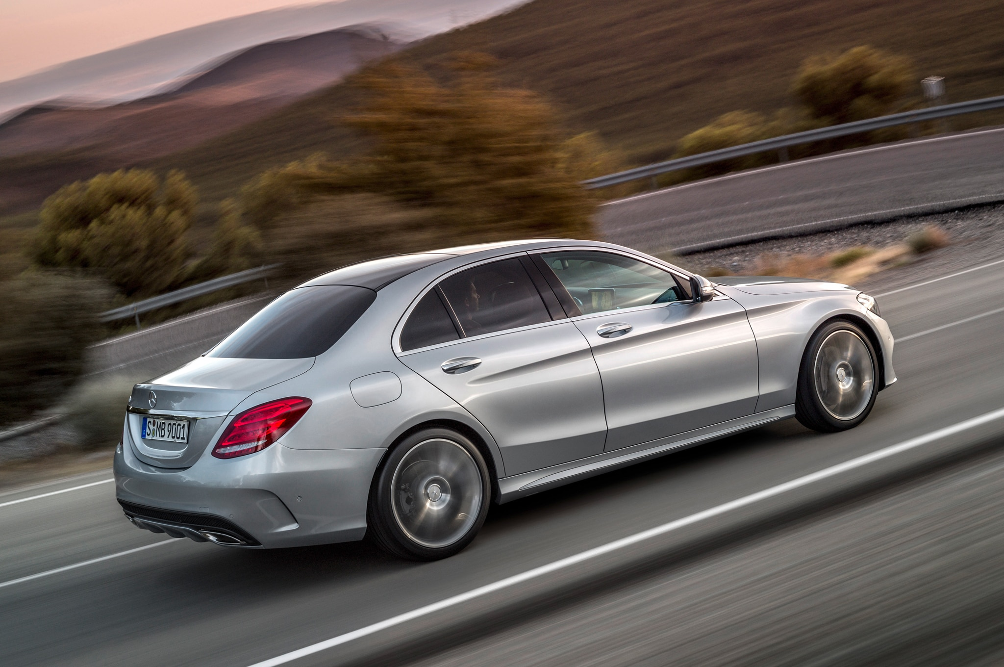 2015 Mercedes-Benz C400 4Matic Review - Automobile Magazine