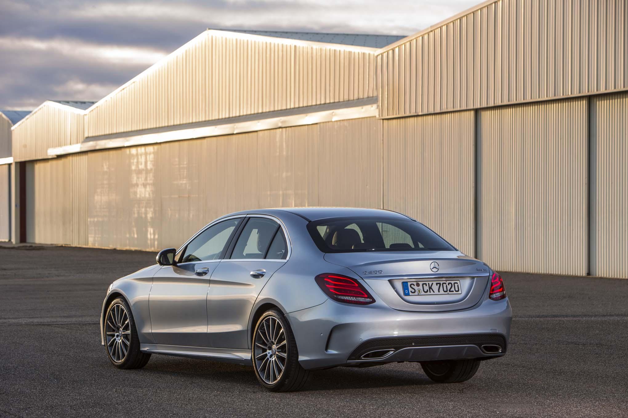 2015 Mercedes-Benz C-Class Review - Automobile Magazine
