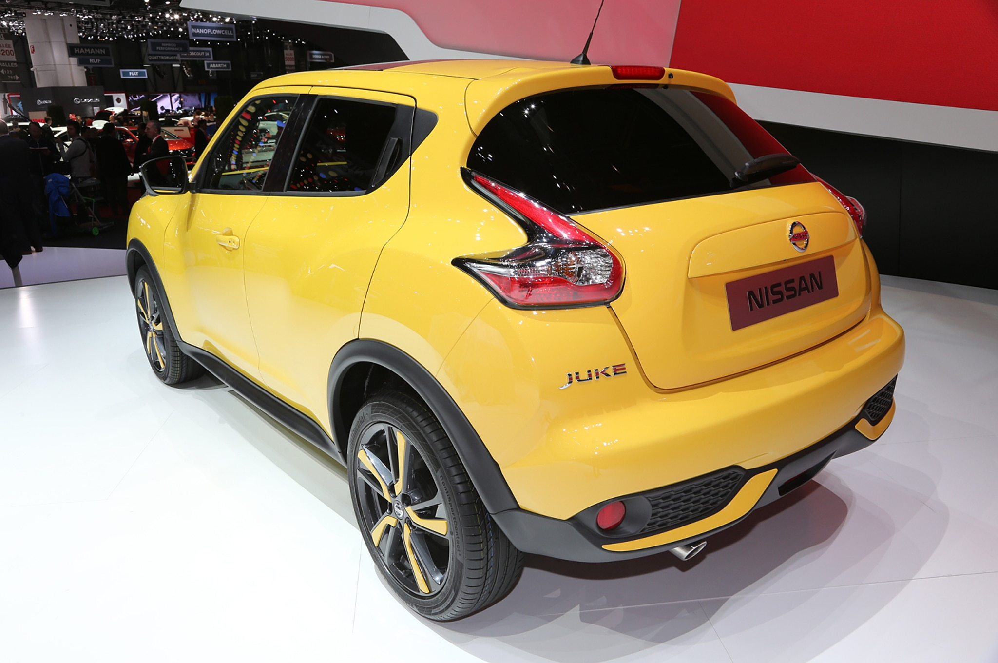 2015 Nissan Juke Refresh Rolls Into Geneva Automobile