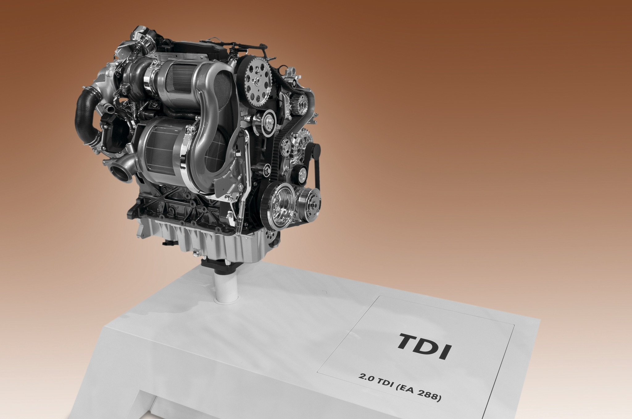 Volkswagen Unveils its New EA288 TDI Engine - Automobile