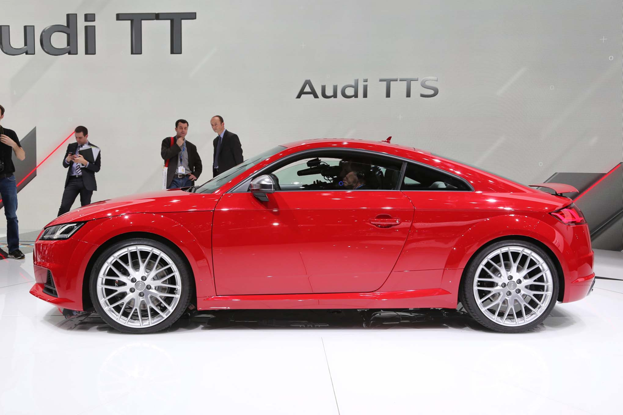 2016 Audi Tt And Tts Revealed In Geneva Automobile Magazine