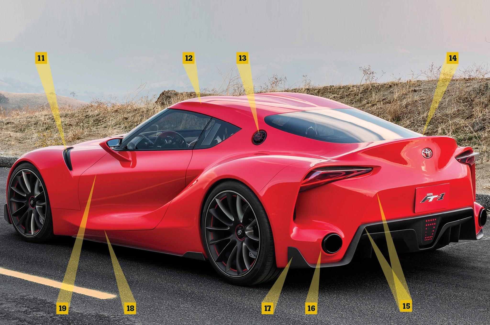 Toyota Ft1 Price >> Toyota Ft 1 Automobile Magazine