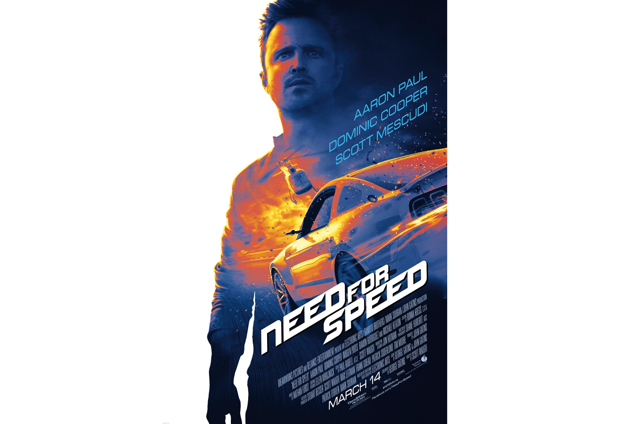 Movie Review: Need for Speed - Automobile Magazine