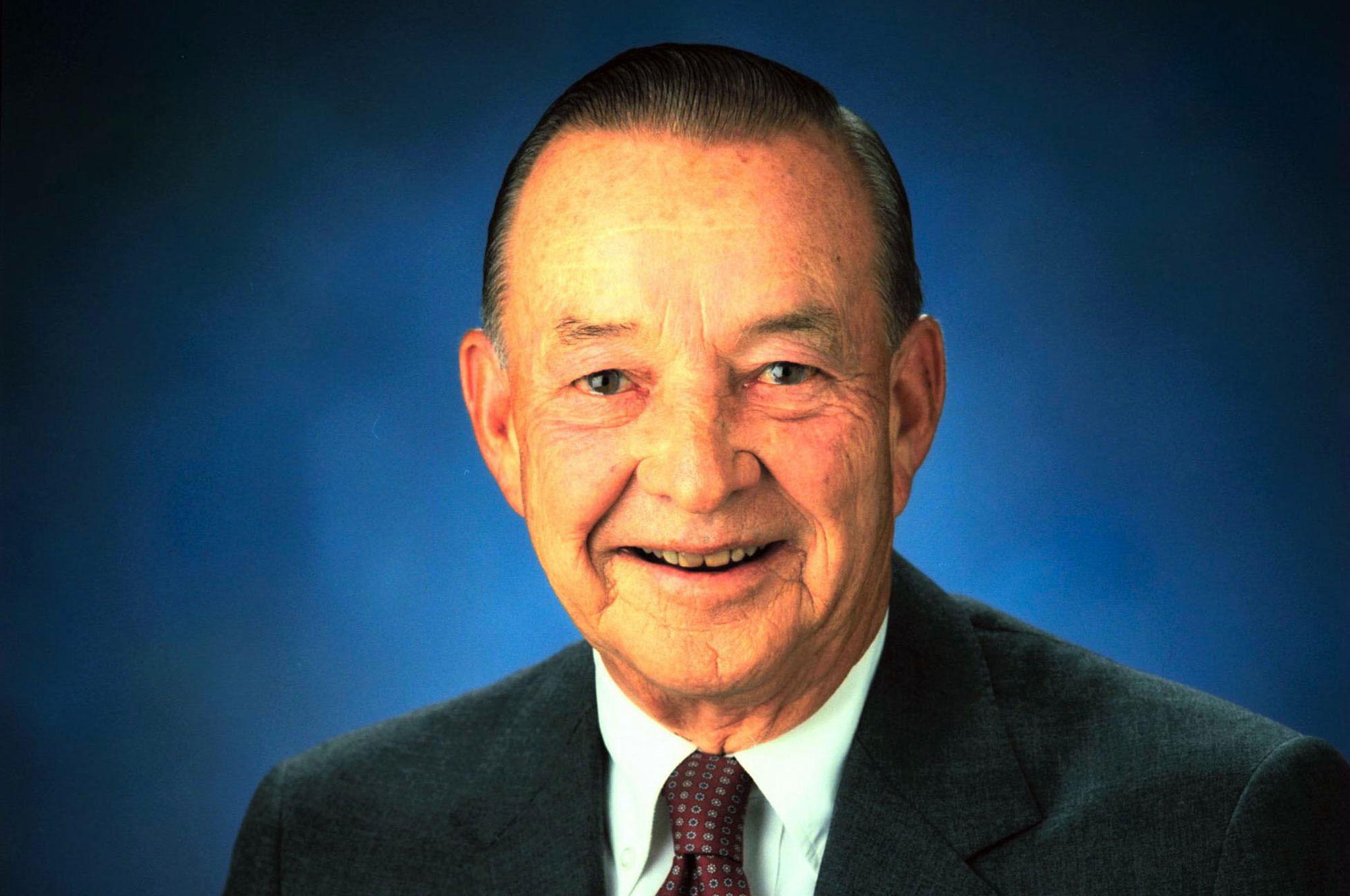 William Clay Ford Portrait