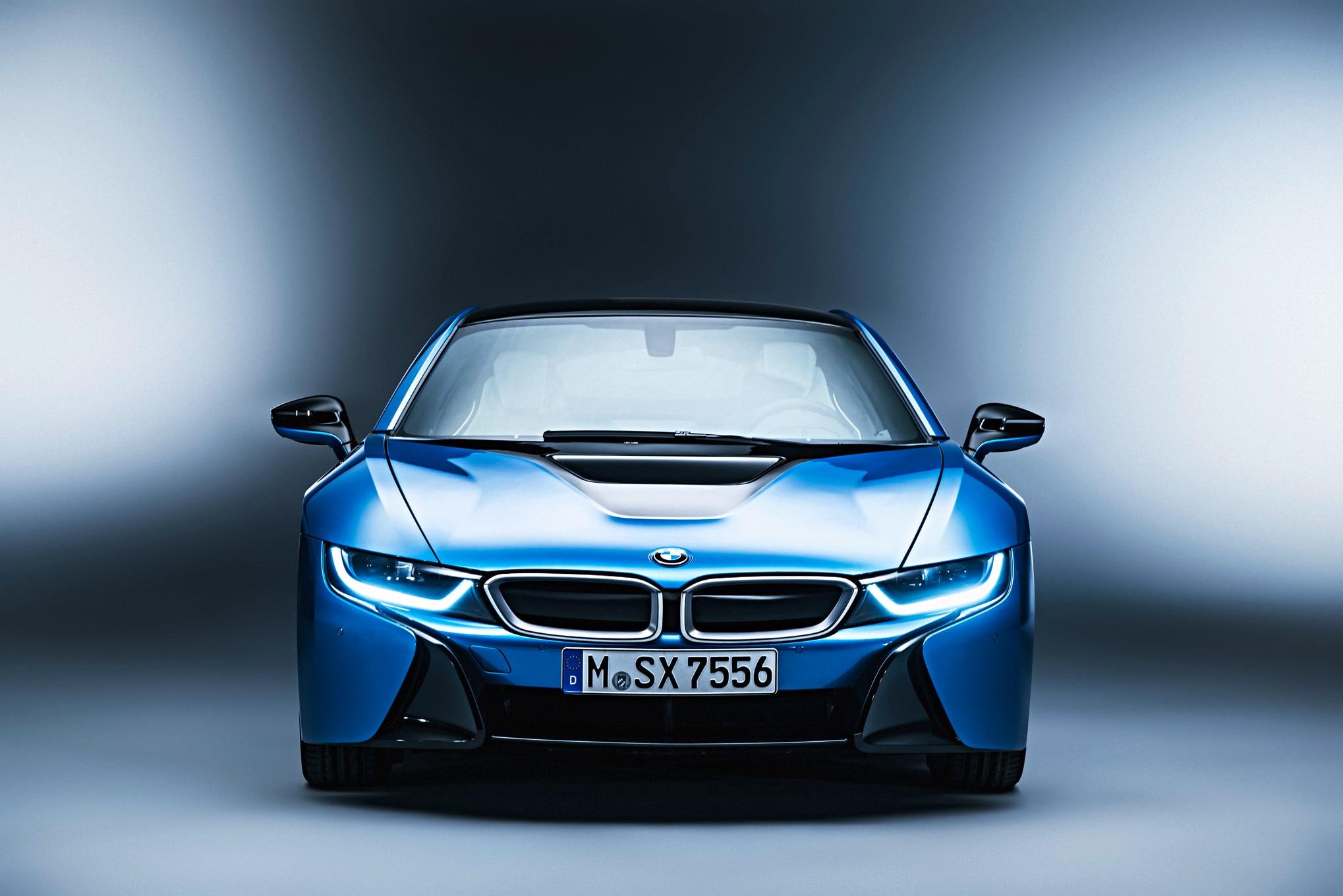 BMW I8 Mpg >> 2014 BMW i8 Review - Automobile Magazine