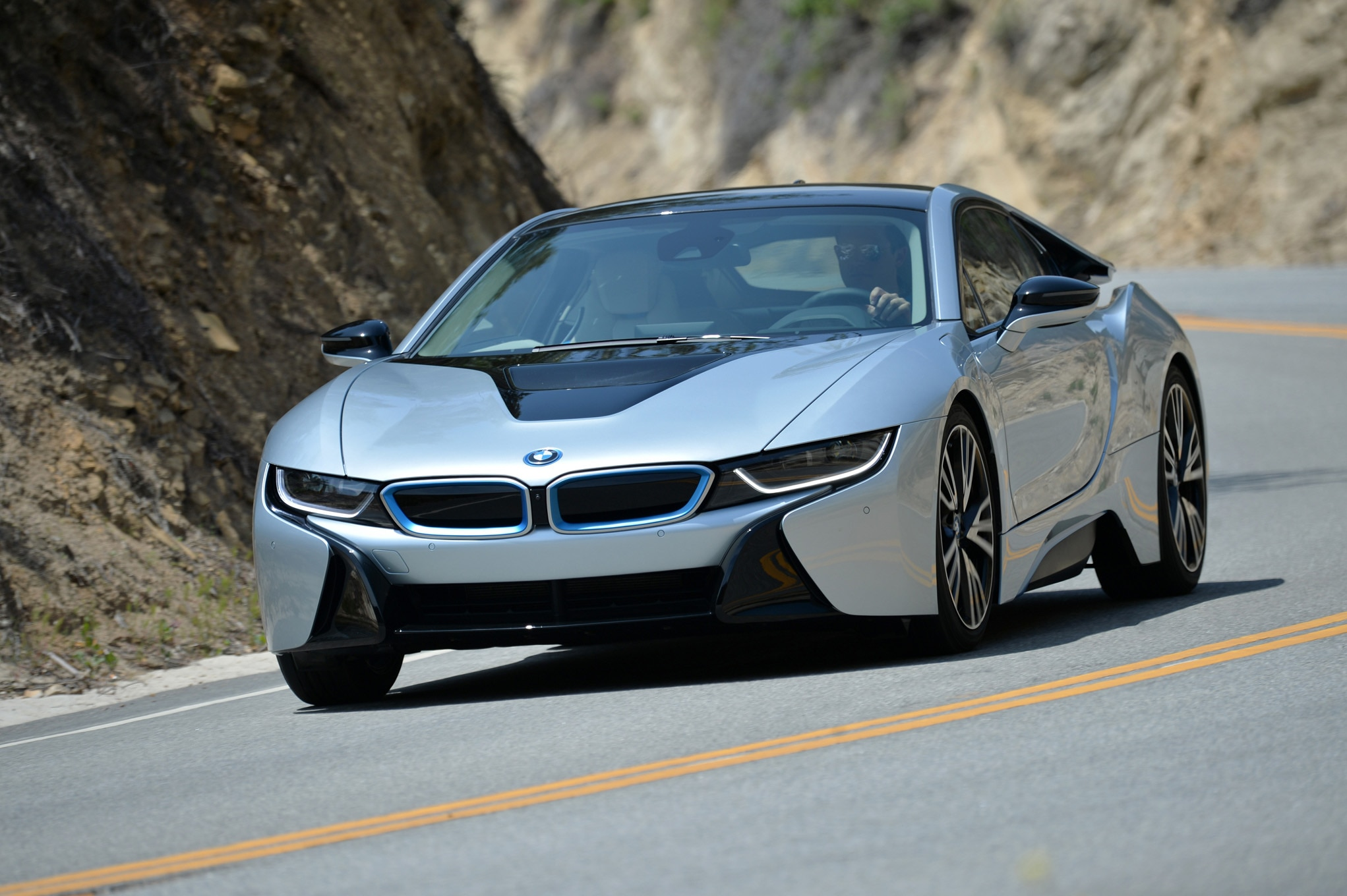 2014 Bmw I8 Review Automobile Magazine
