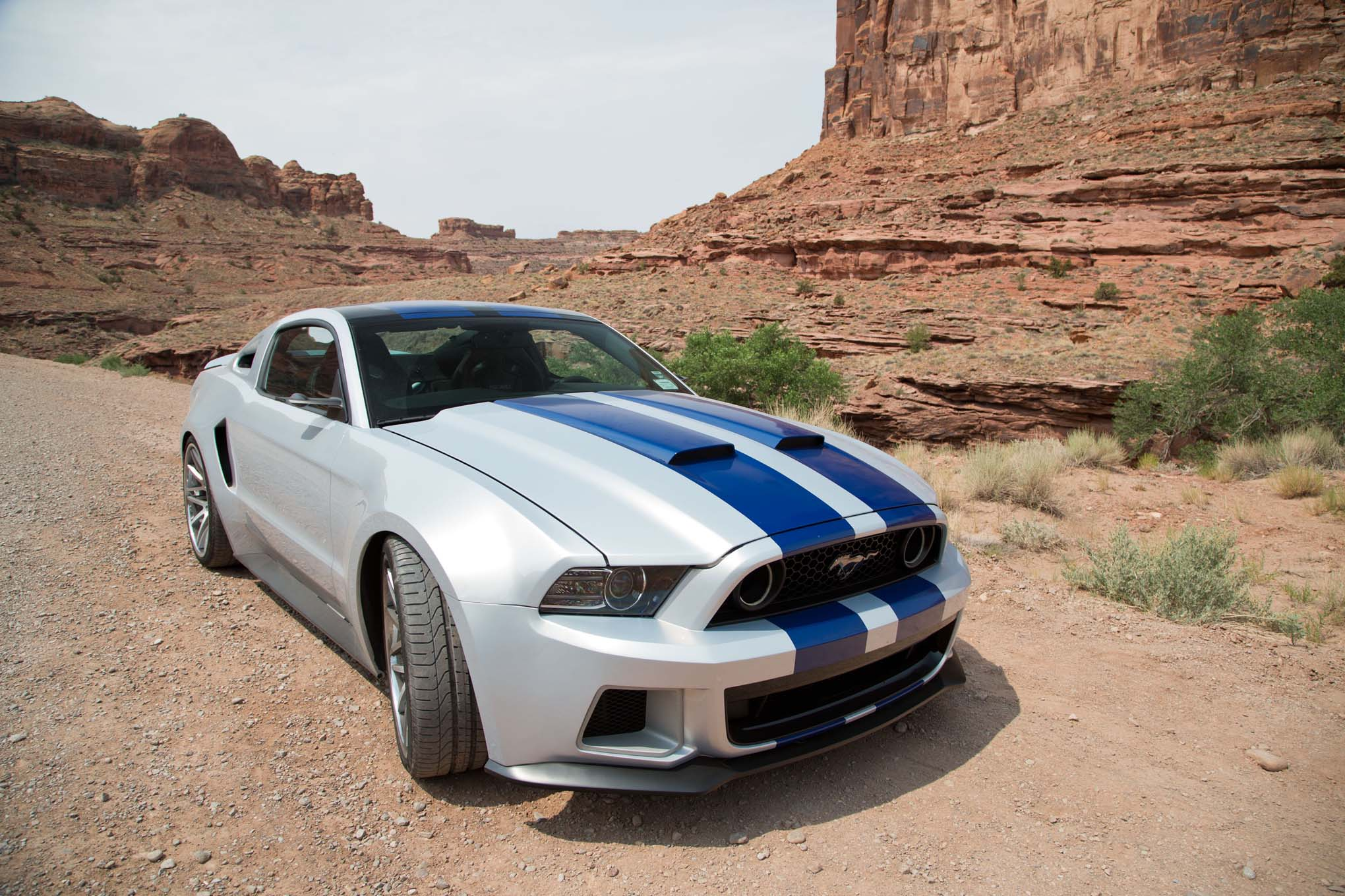 Ford mustang coupe also featured in the new need for speed movie flynn