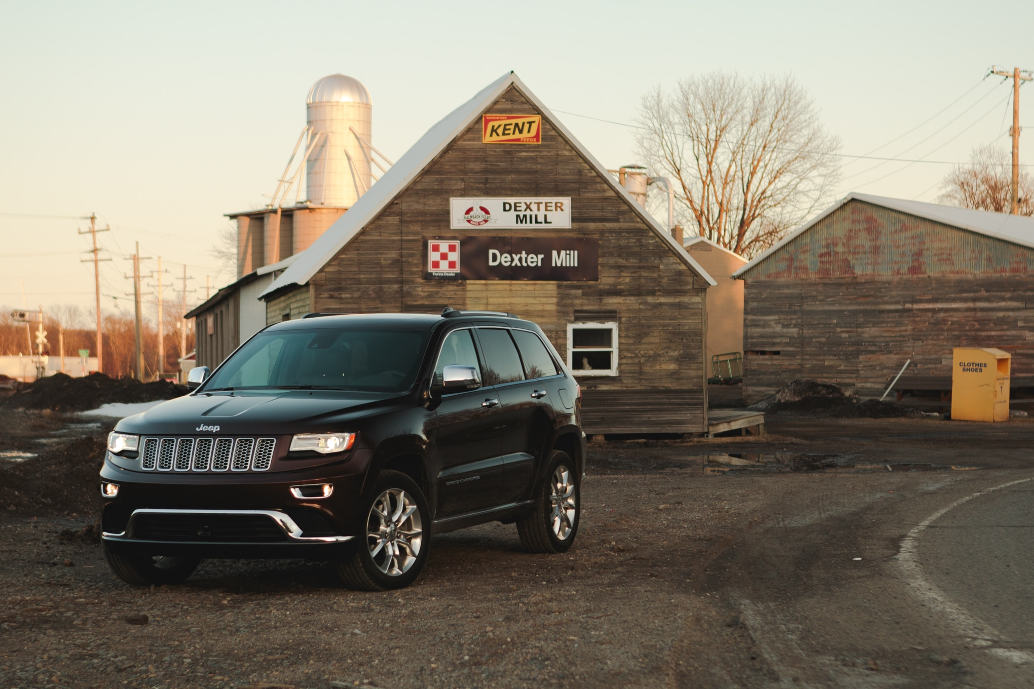 2014 Jeep Grand Cherokee EcoDiesel: Around The Block - Automobile