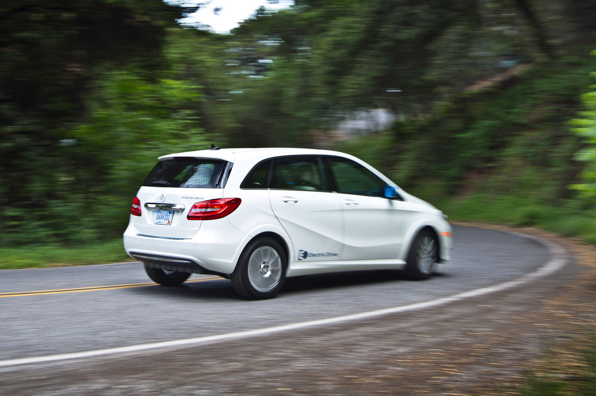 2014 Mercedes Benz B Class Electric Drive Costs 42 375 Automobile