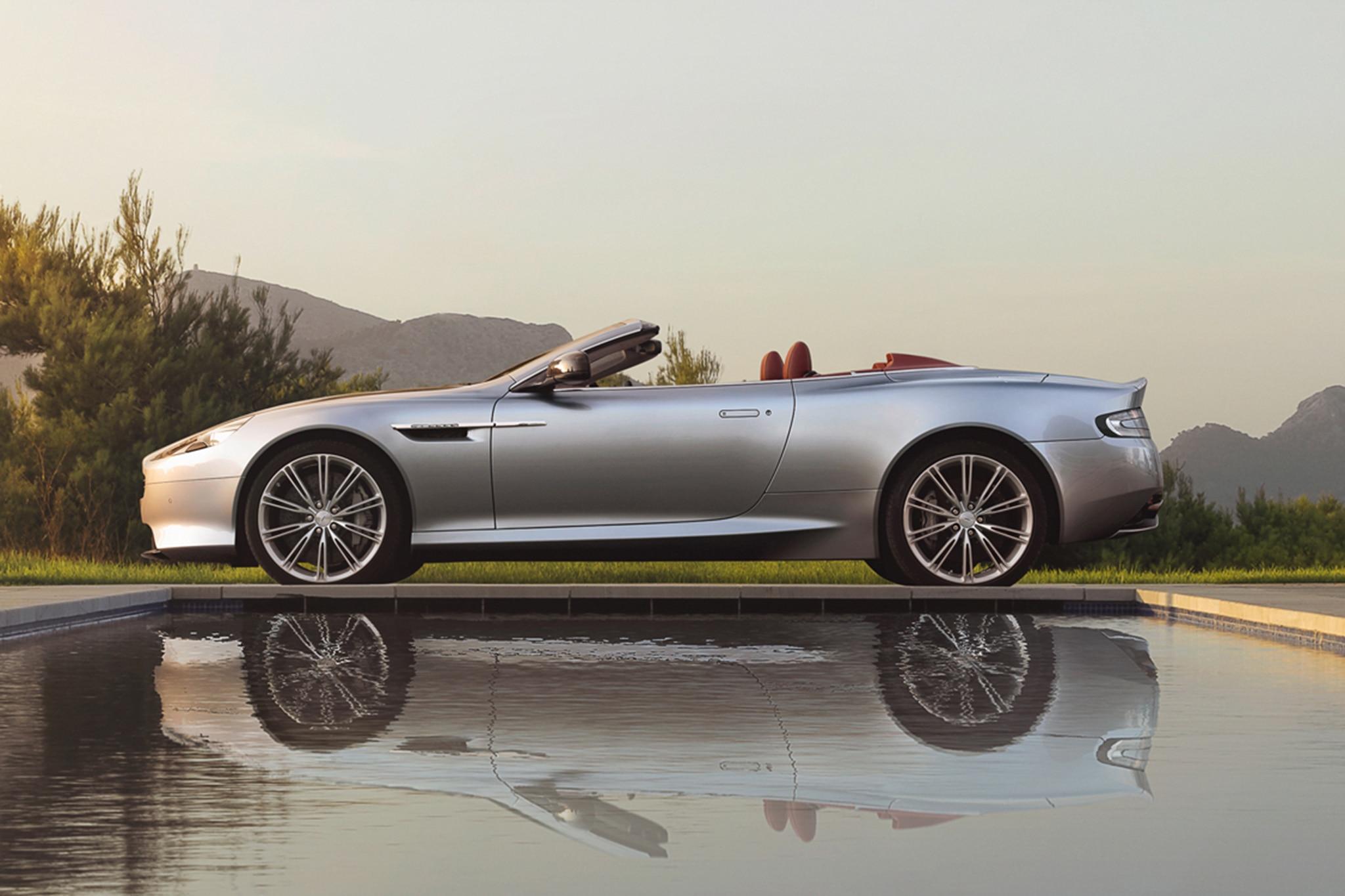 Aston Martin Confirms New Platform Automobile Magazine